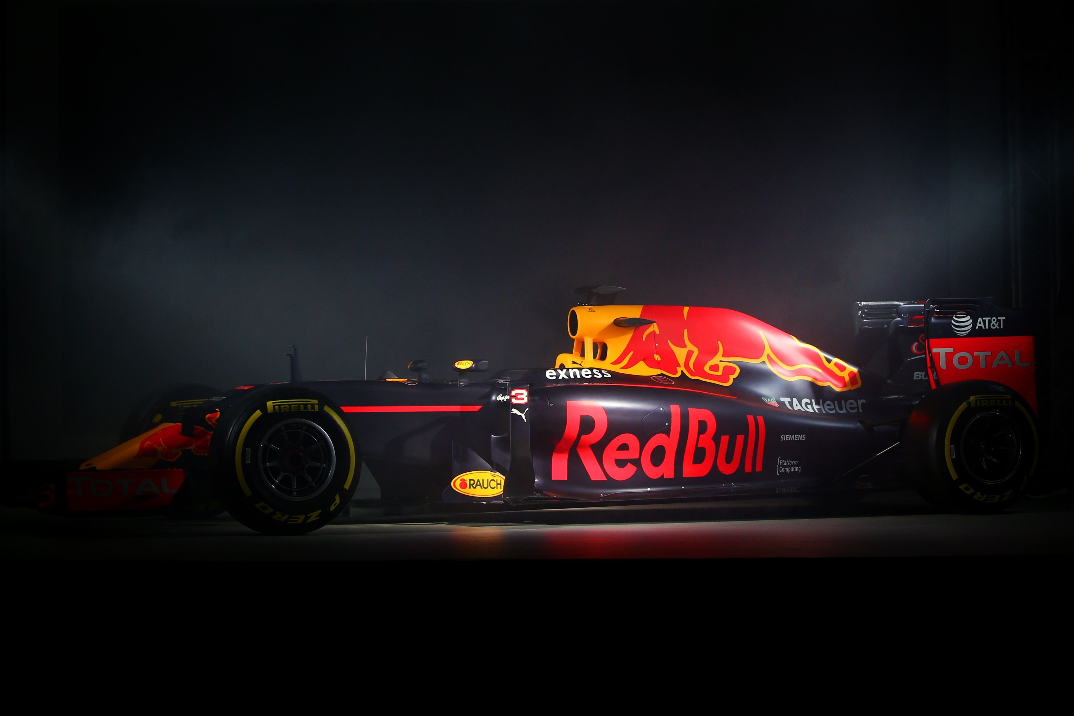 Red Bull Racing Teams Background