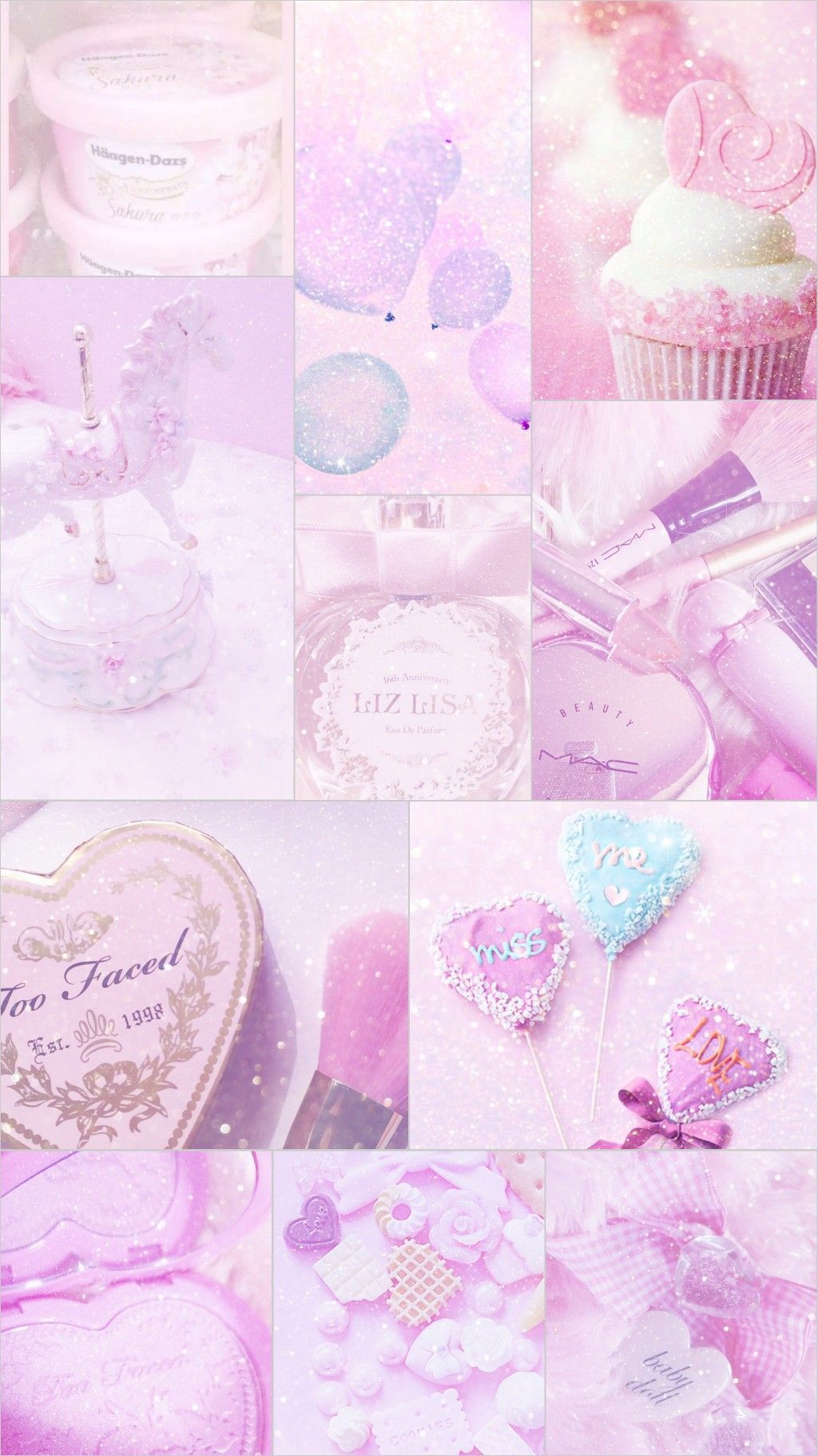 girly aesthetic wallpapers