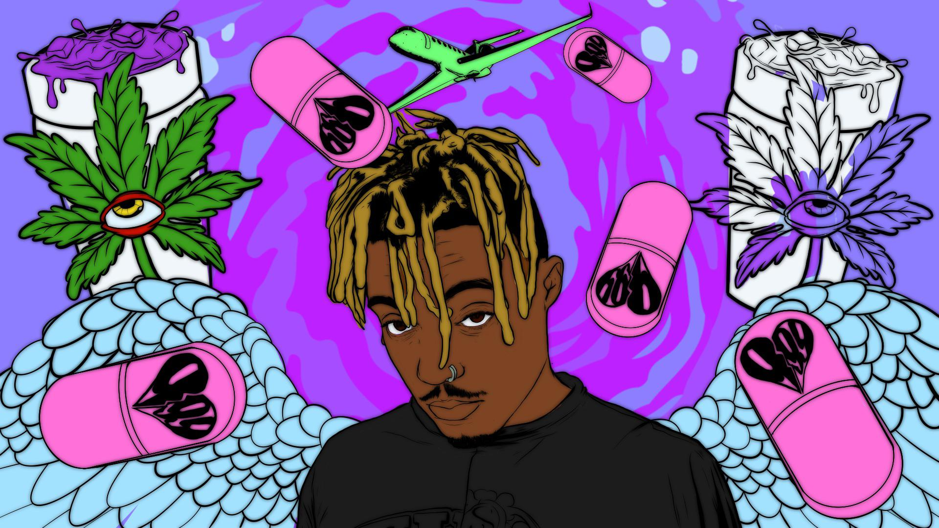 YNW Melly And Juice Wrld Wallpapers - Wallpaper Cave