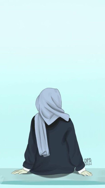 Anime Hijab HD Wallpapers Wallpaper Cave