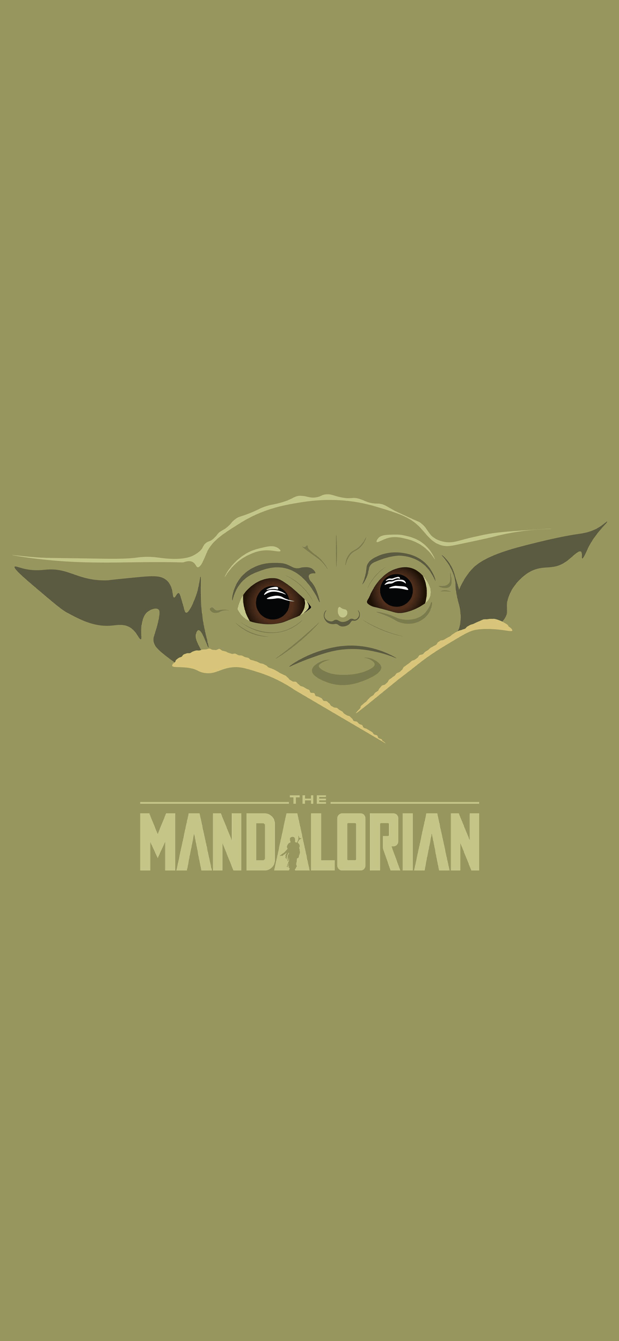 Baby Yoda For Phone Wallpapers Wallpaper Cave