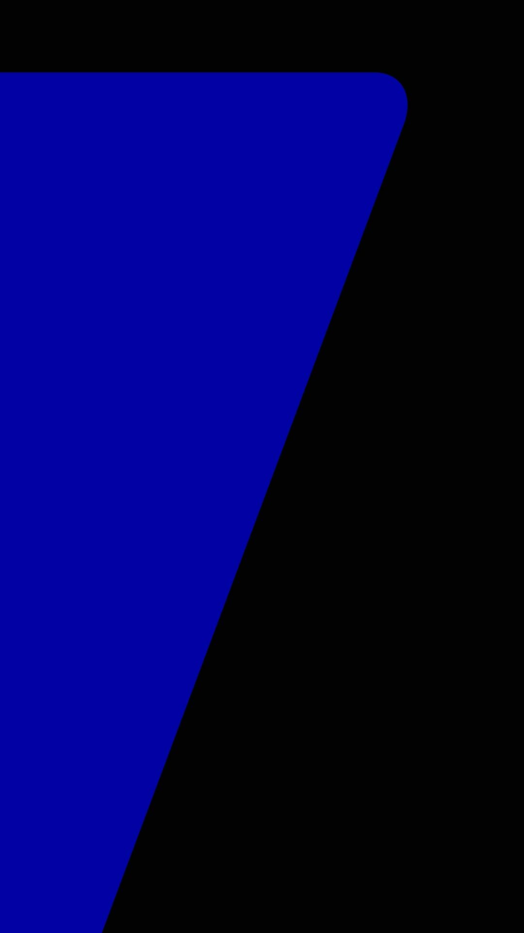 Hitam Biru Android Wallpapers Wallpaper Cave