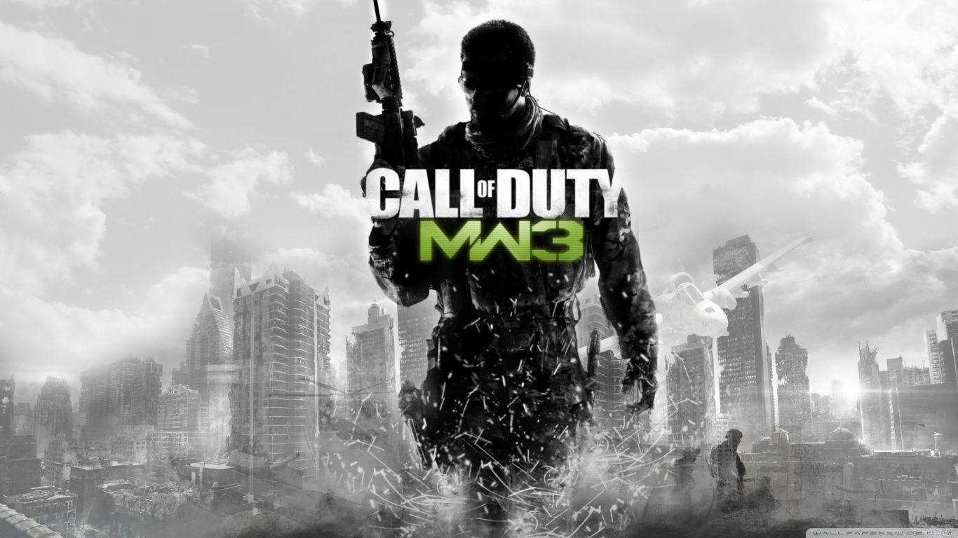 Call of Duty Modern Warfare 3 HD desktop wallpaper : Widescreen ...