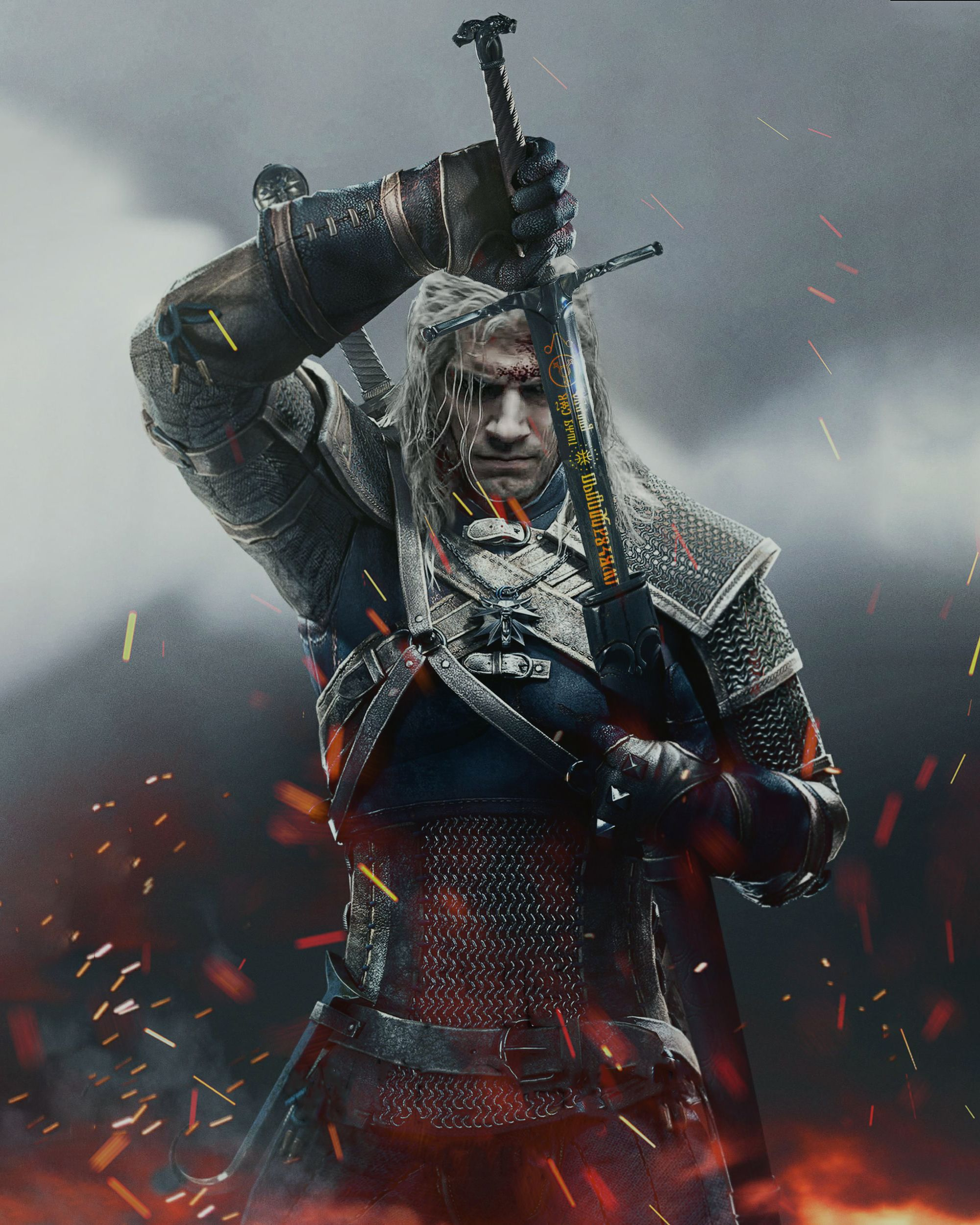 Witcher Hd Android Wallpapers Wallpaper Cave