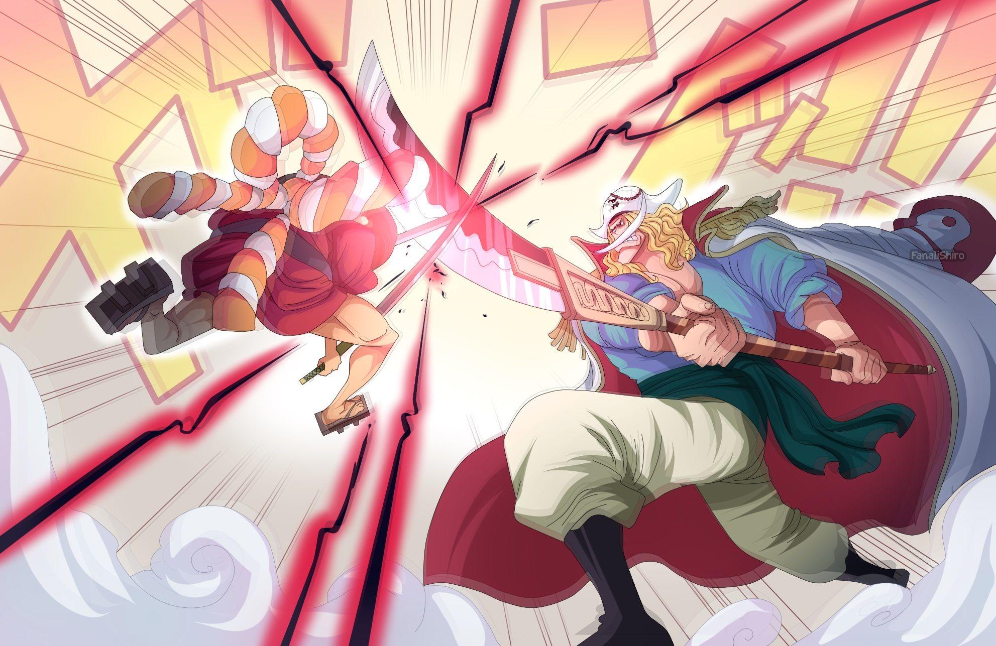Kiku One Piece Wallpapers - Wallpaper Cave