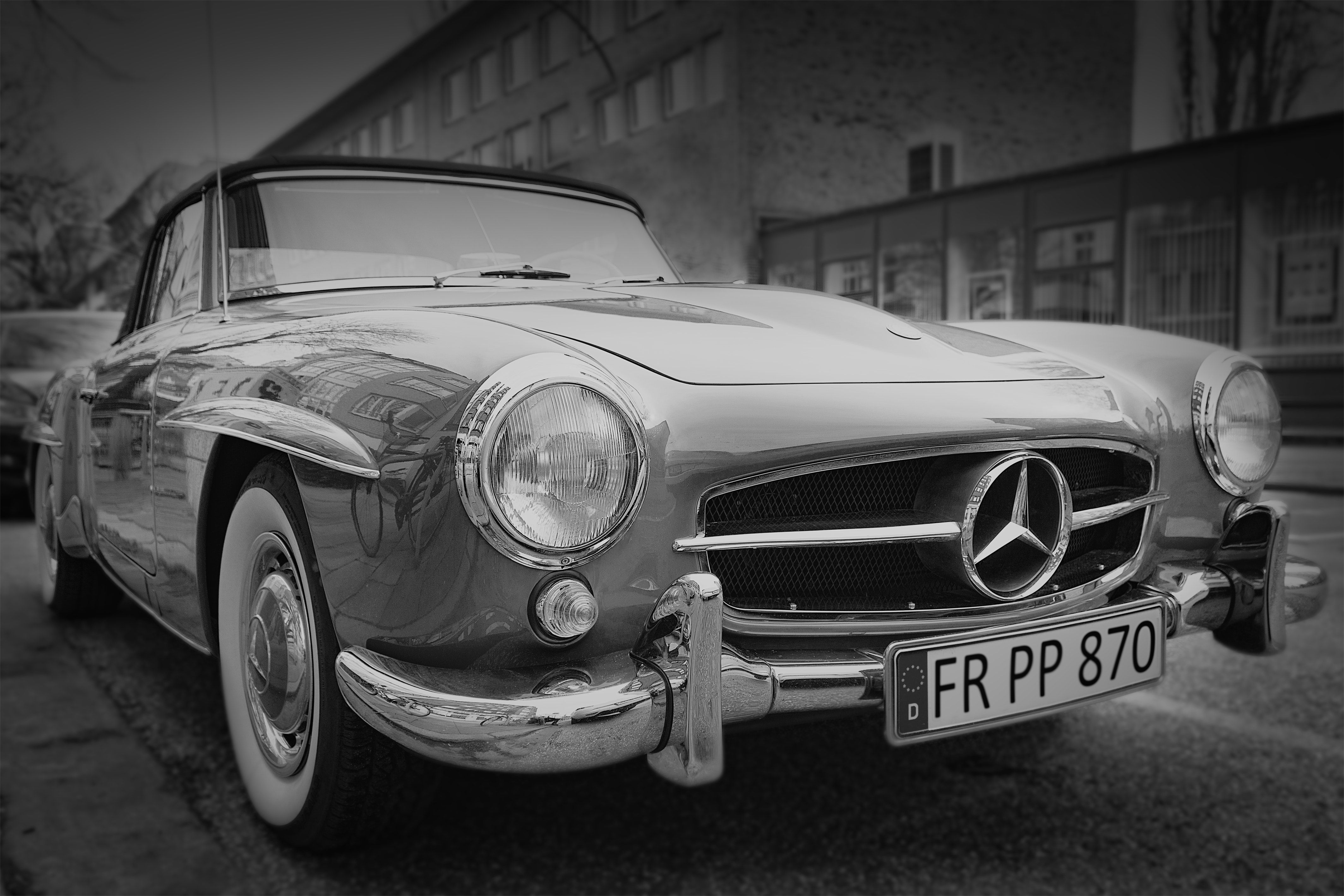 How to photograph vintage cars