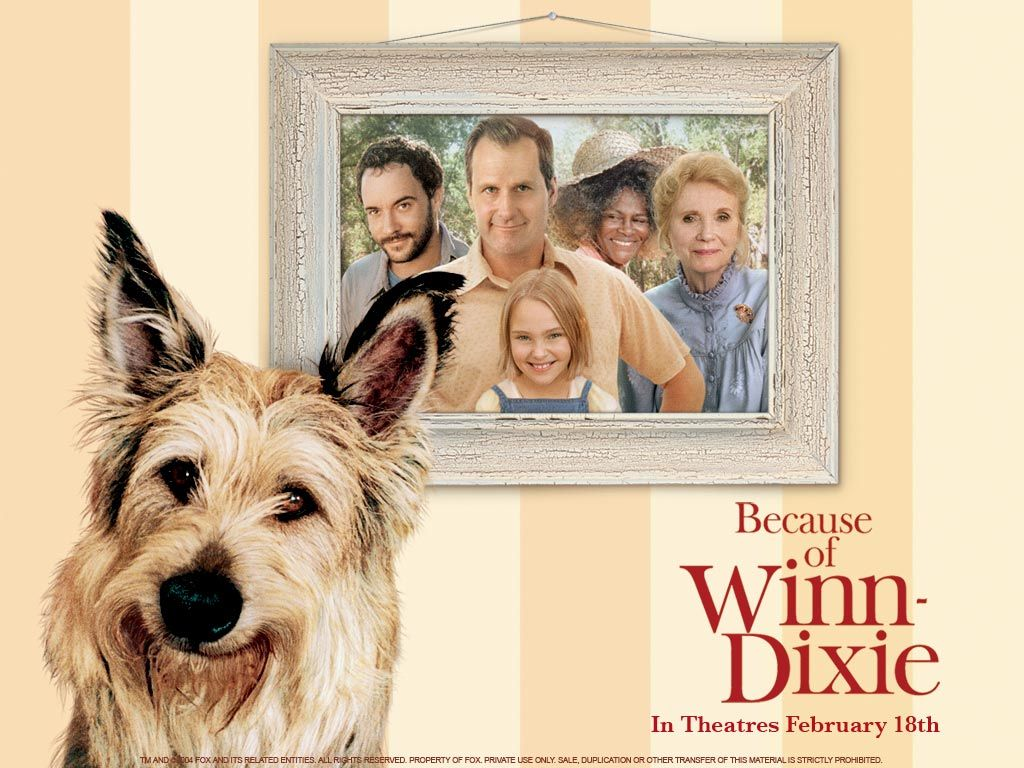 Because Of Winn-Dixie Wallpapers - Wallpaper Cave