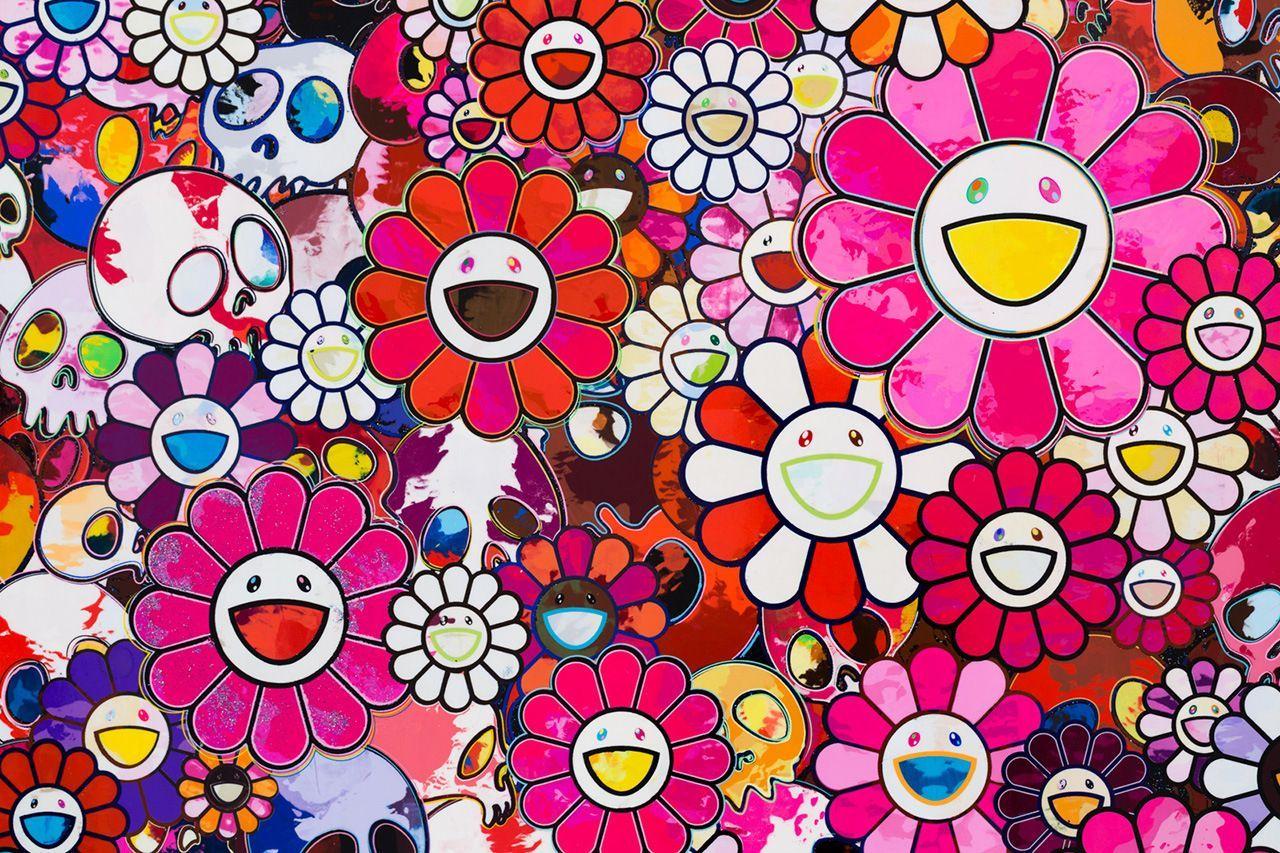 Takashi Murakami HD Desktop Wallpapers - Wallpaper Cave