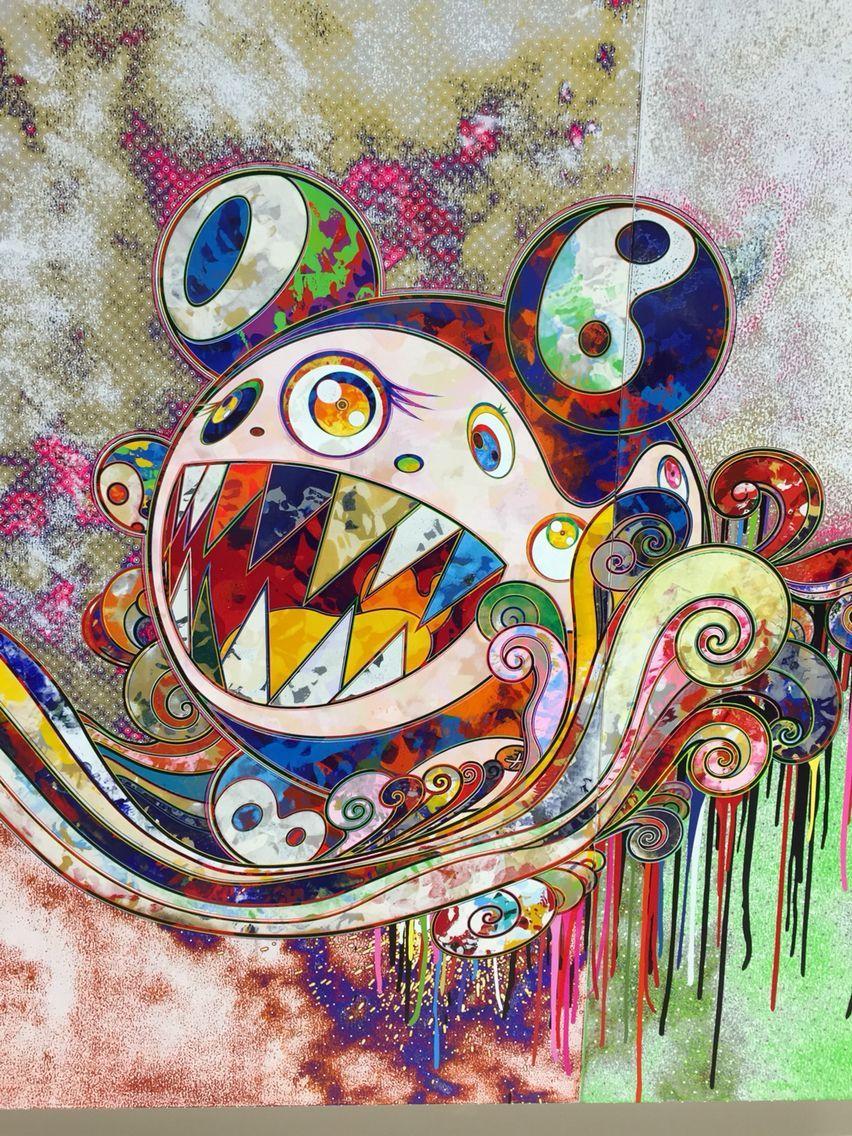 Takashi Murakami iPhone Wallpapers - Wallpaper Cave