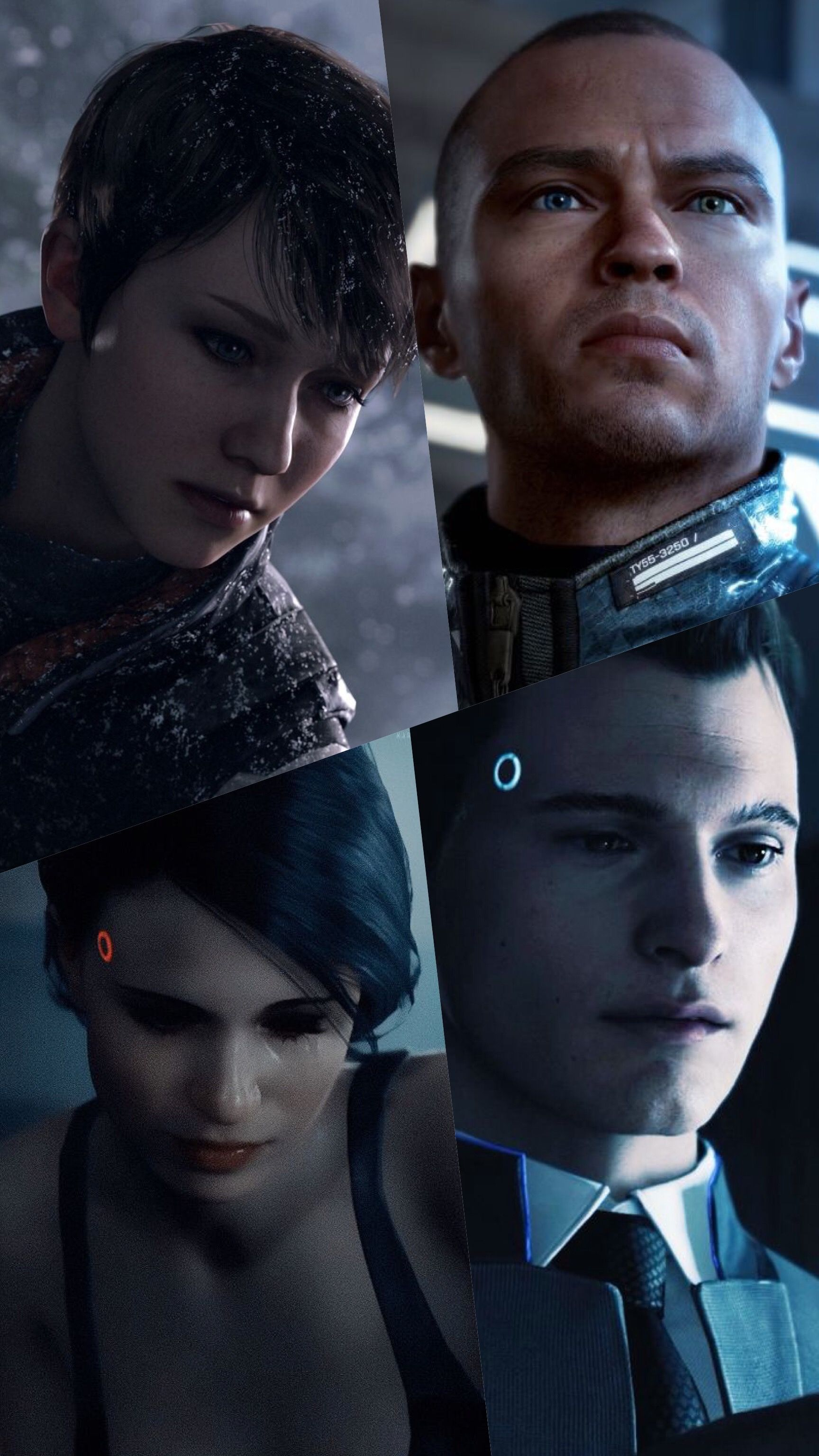 Detroit Become Human Mobile Wallpapers - Wallpaper Cave