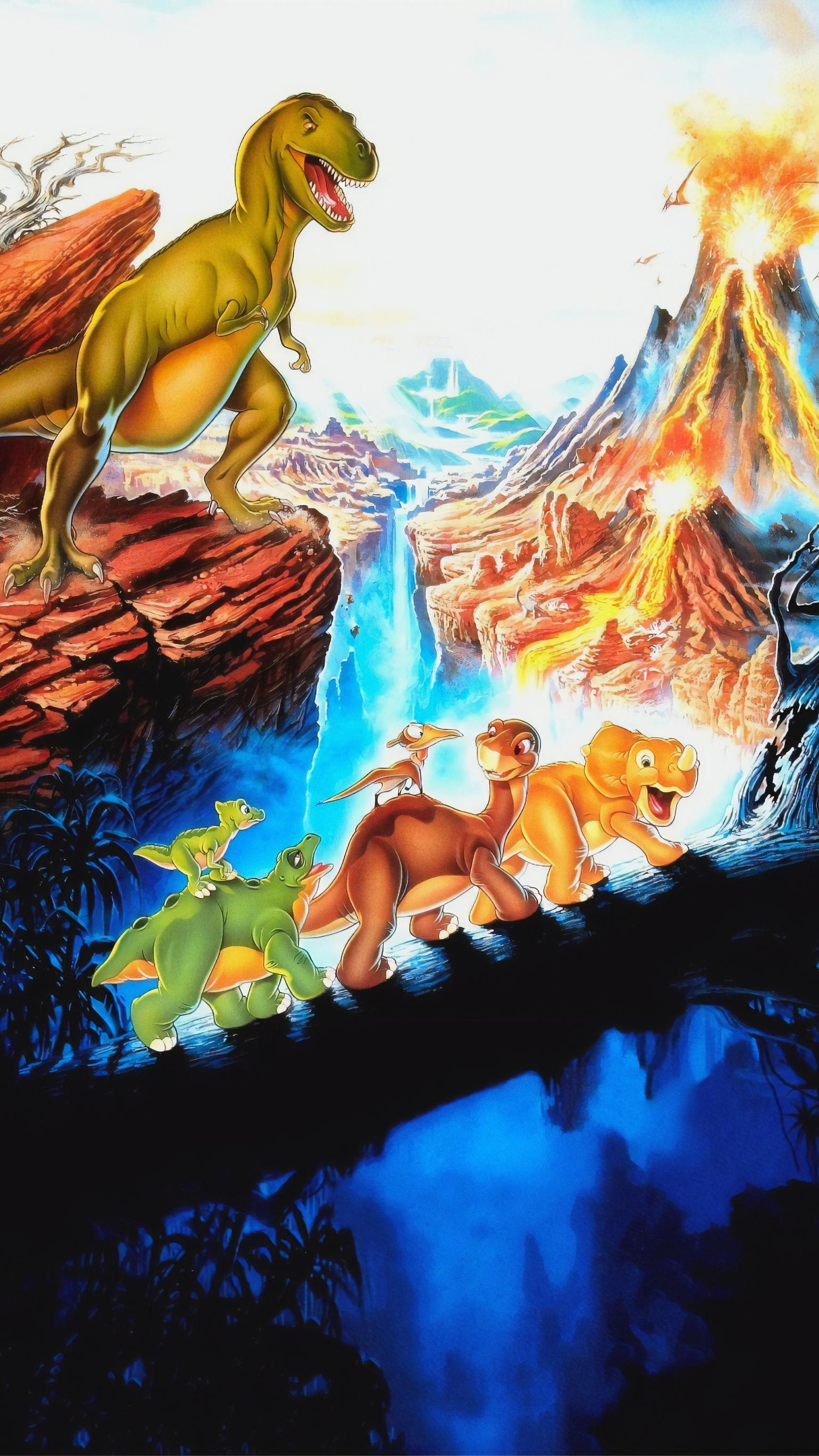 The Land Before Time Wallpapers Wallpaper Cave