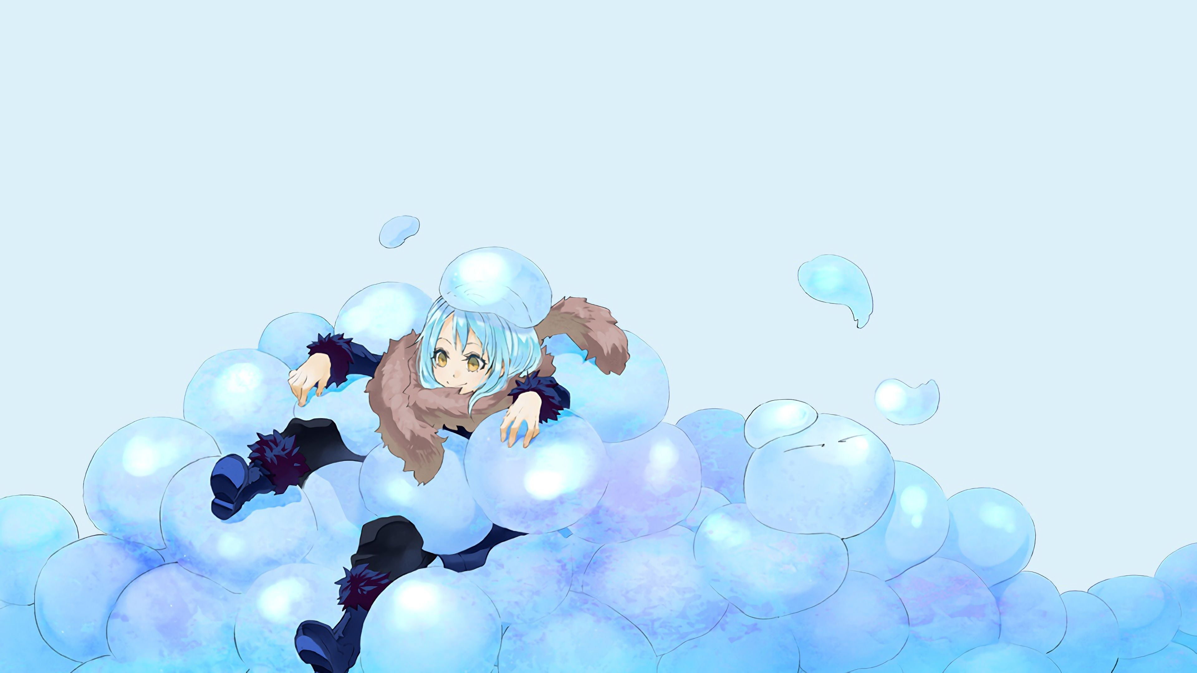 That Time I Got Reincarnated As A Slime Wallpapers Wallpaper Cave