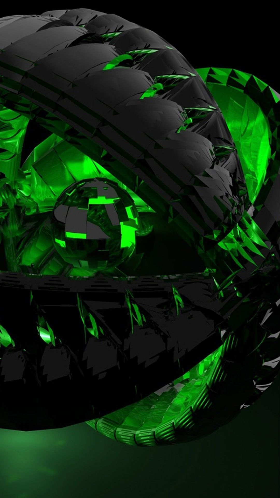 Amoled Green Android Wallpapers - Wallpaper Cave