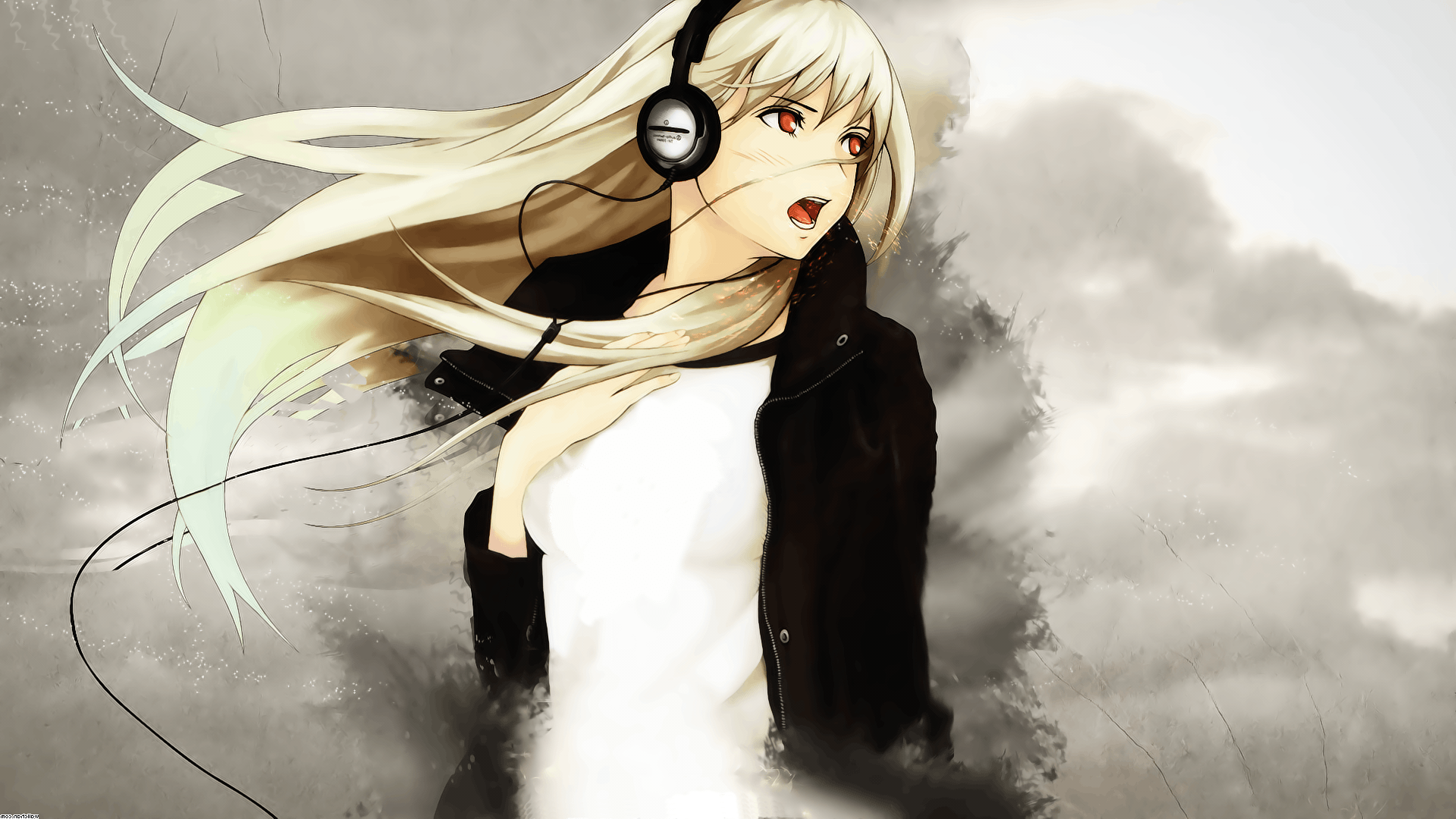 Anime Music Girls Wallpapers - Wallpaper Cave