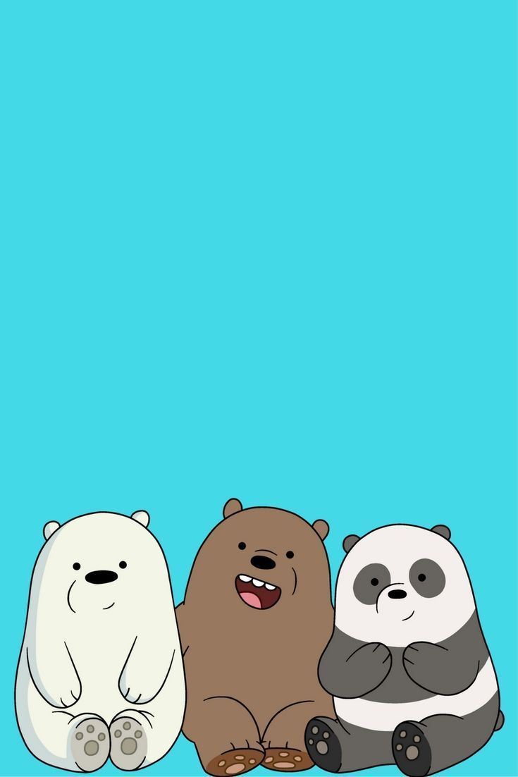 We Bare Bears HD Android Wallpapers Wallpaper Cave
