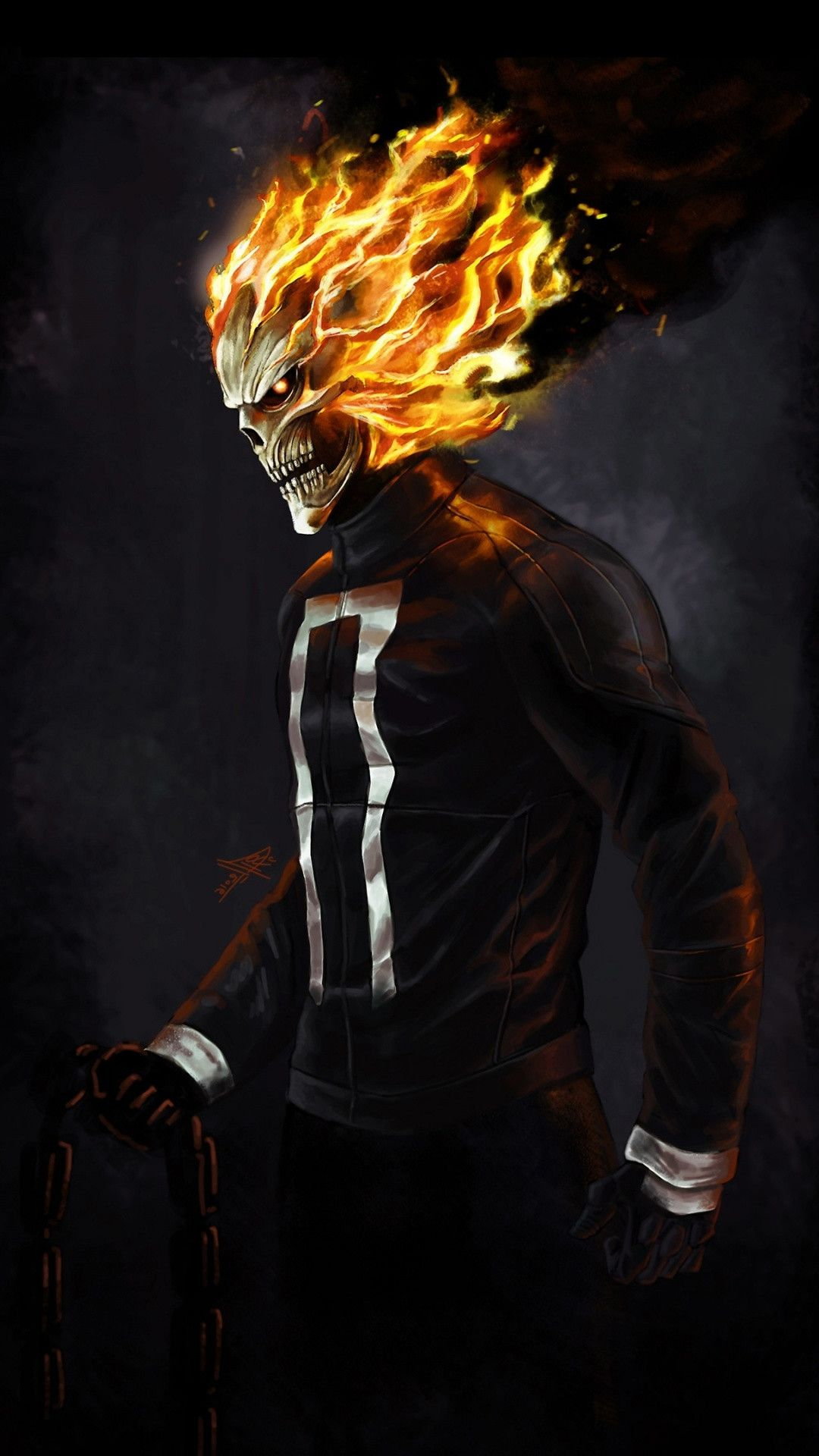 Ghost Rider 4k Android Wallpapers - Wallpaper Cave