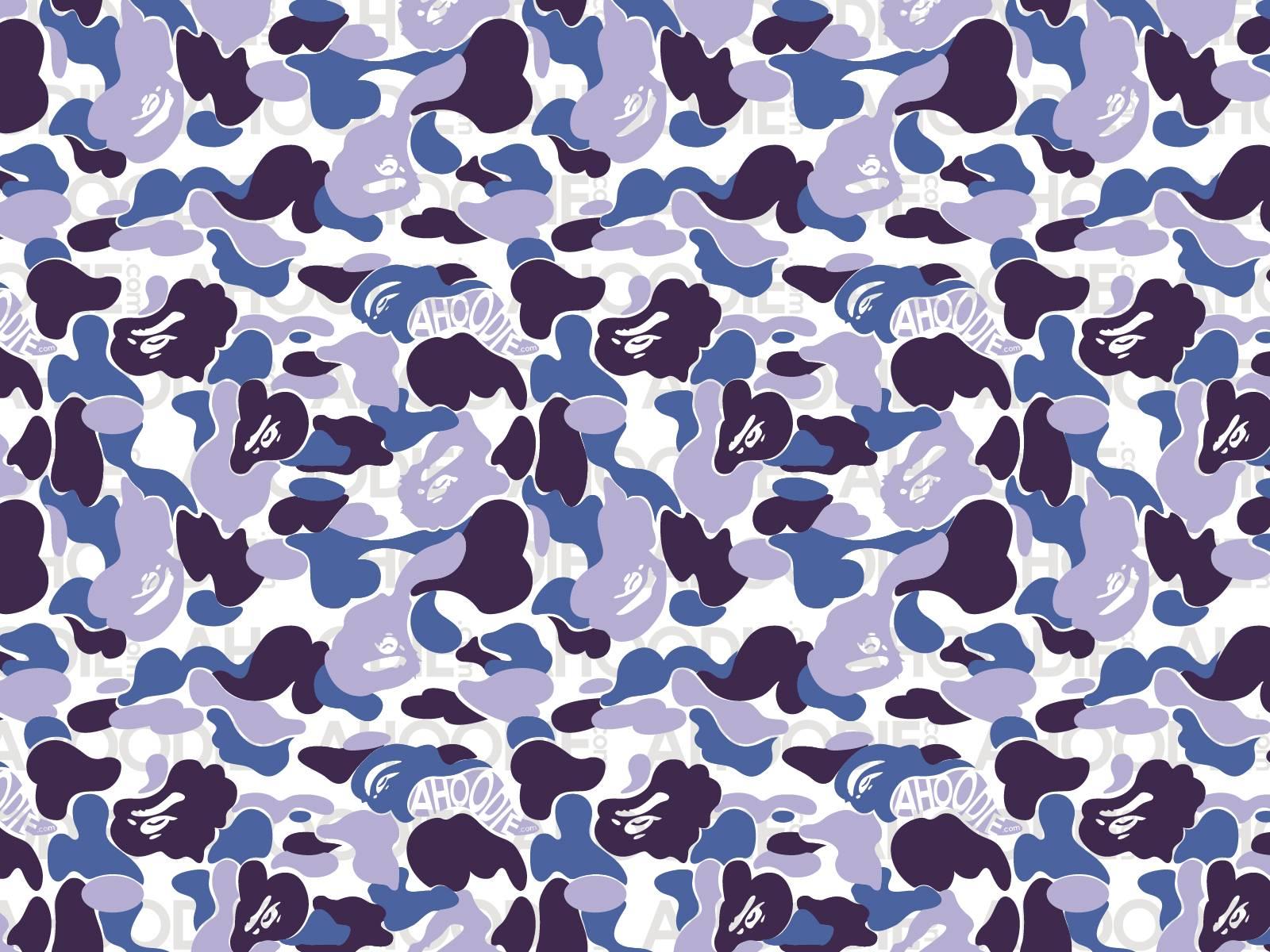 Bape Camo Desktop Wallpapers Wallpaper Cave