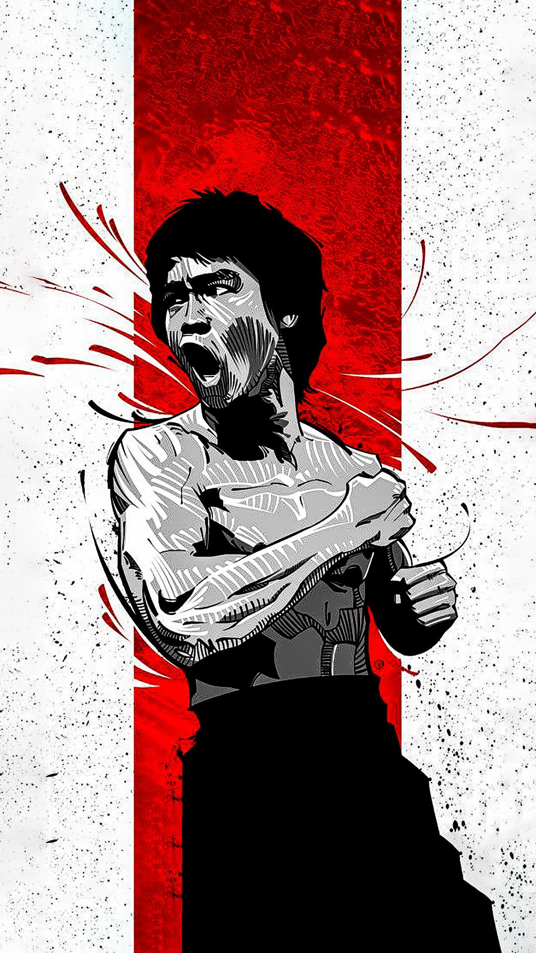 Bruce Lee iPhone 6 Wallpapers - Wallpaper Cave