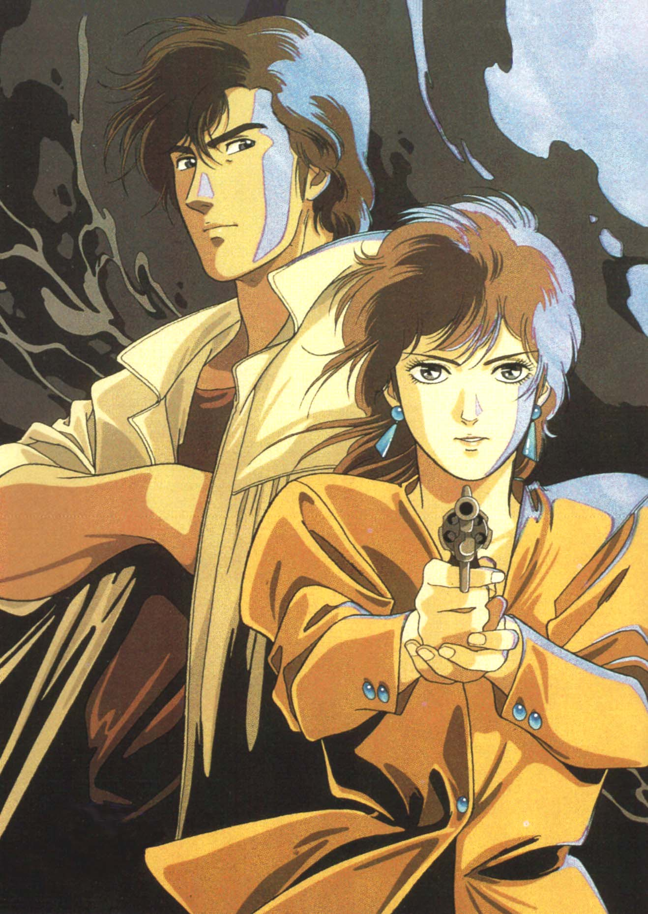 City Hunter iPhone Wallpapers - Wallpaper Cave