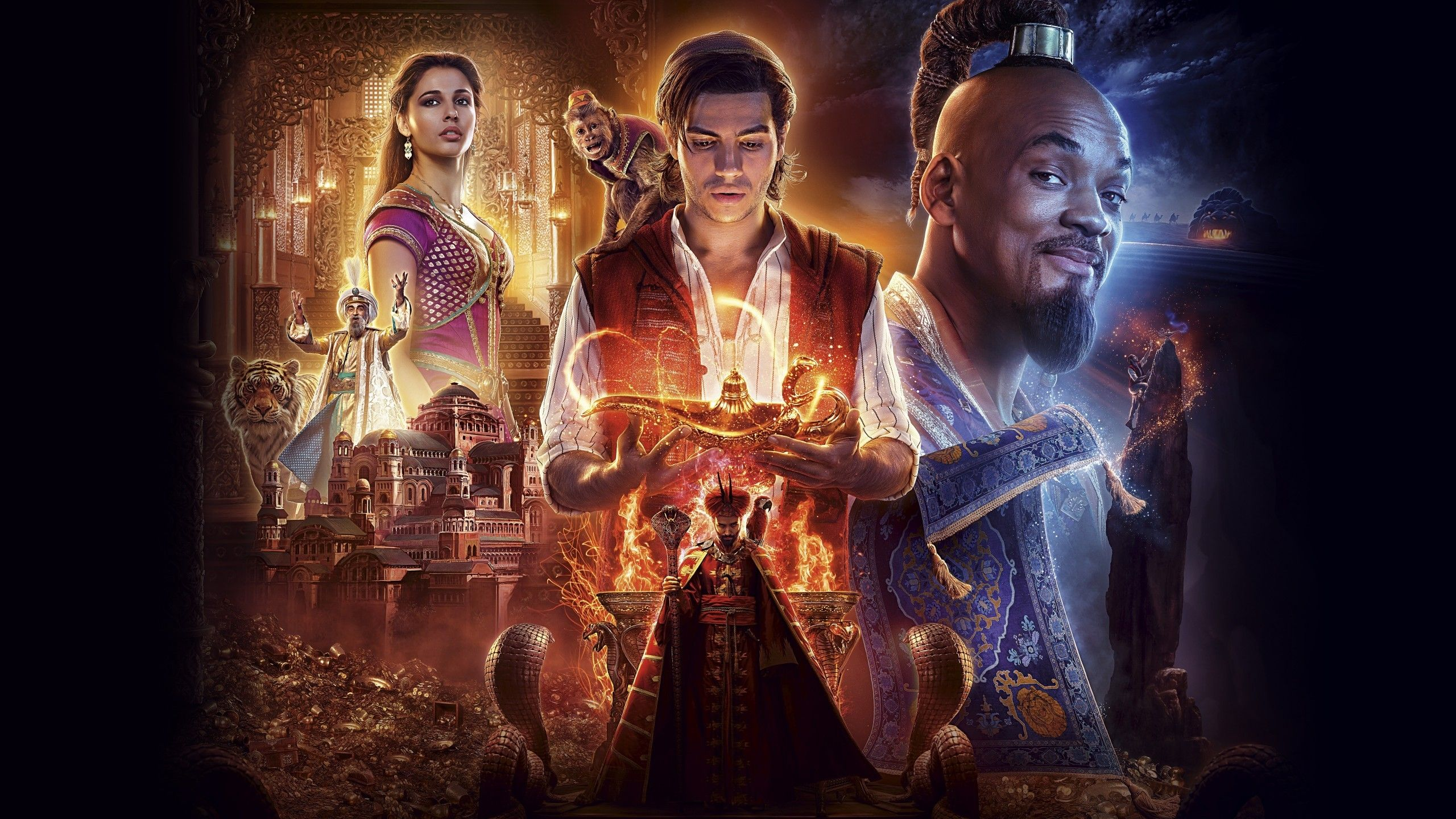 Will Smith Aladdin Wallpapers - Wallpaper Cave
