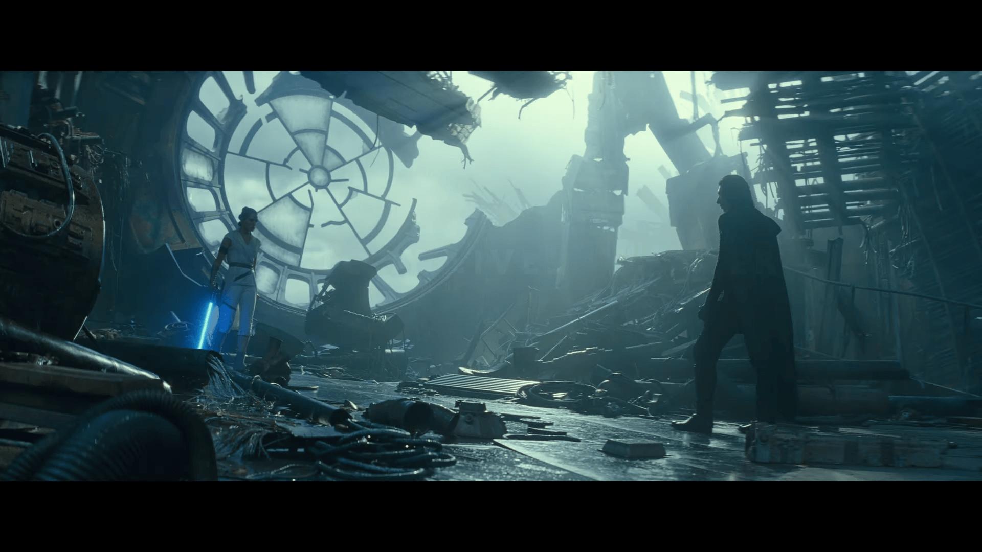 Star Wars The Rise Of Skywalker Desktop Wallpapers Wallpaper Cave