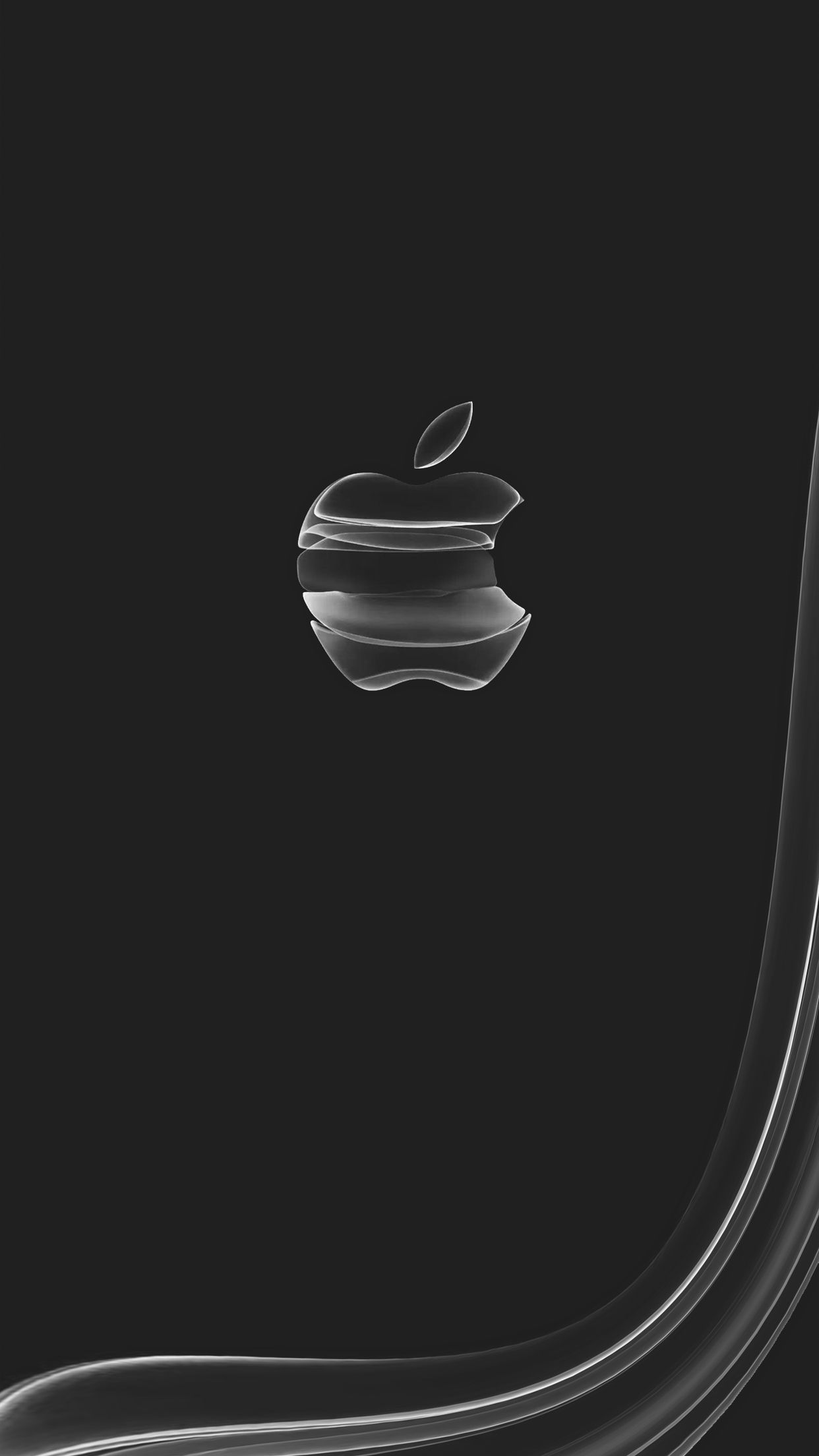 Iphone 11 Pro Simple Black Wallpapers Wallpaper Cave
