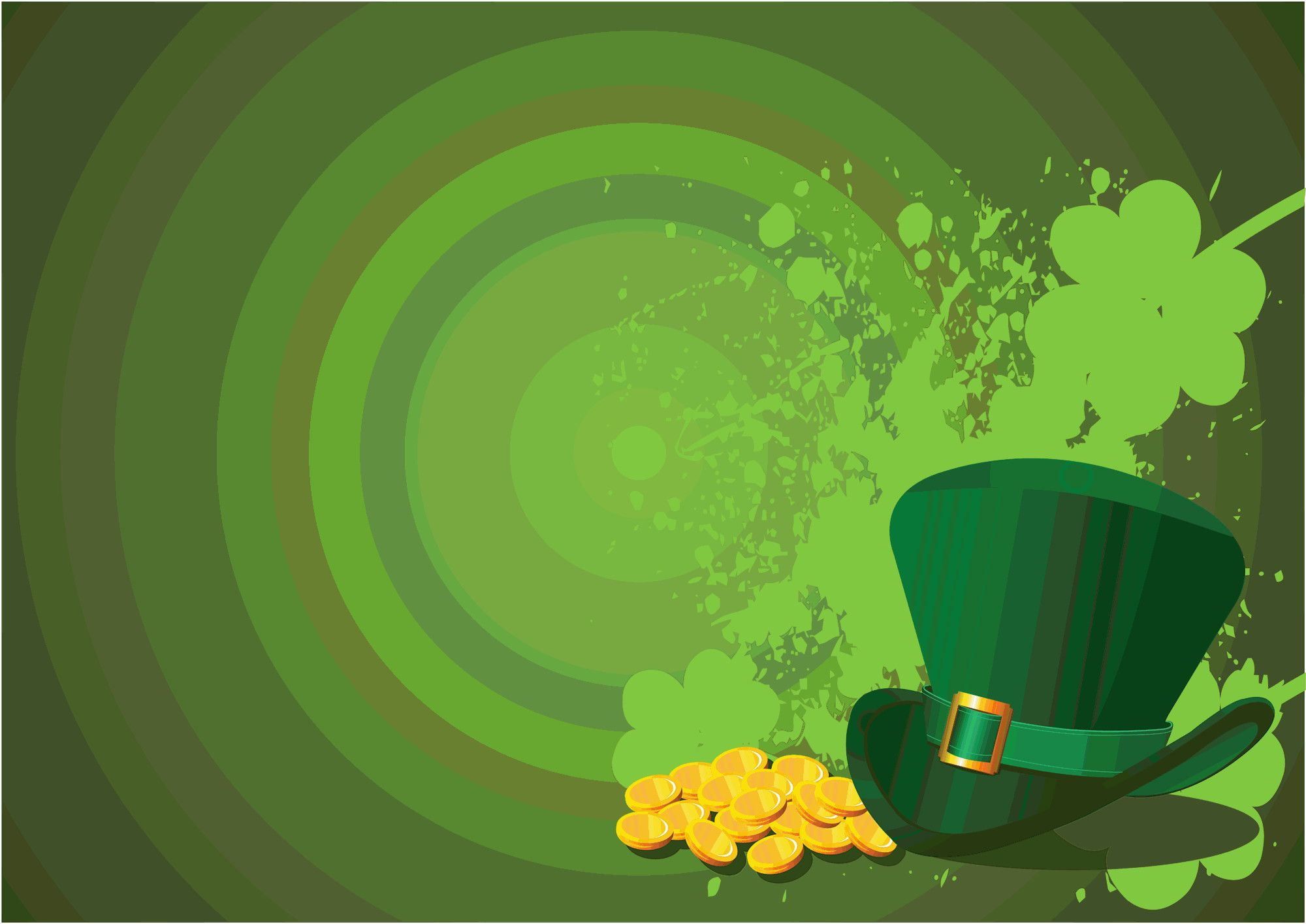 Rainbow St Patrick's Day Wallpapers - Wallpaper Cave