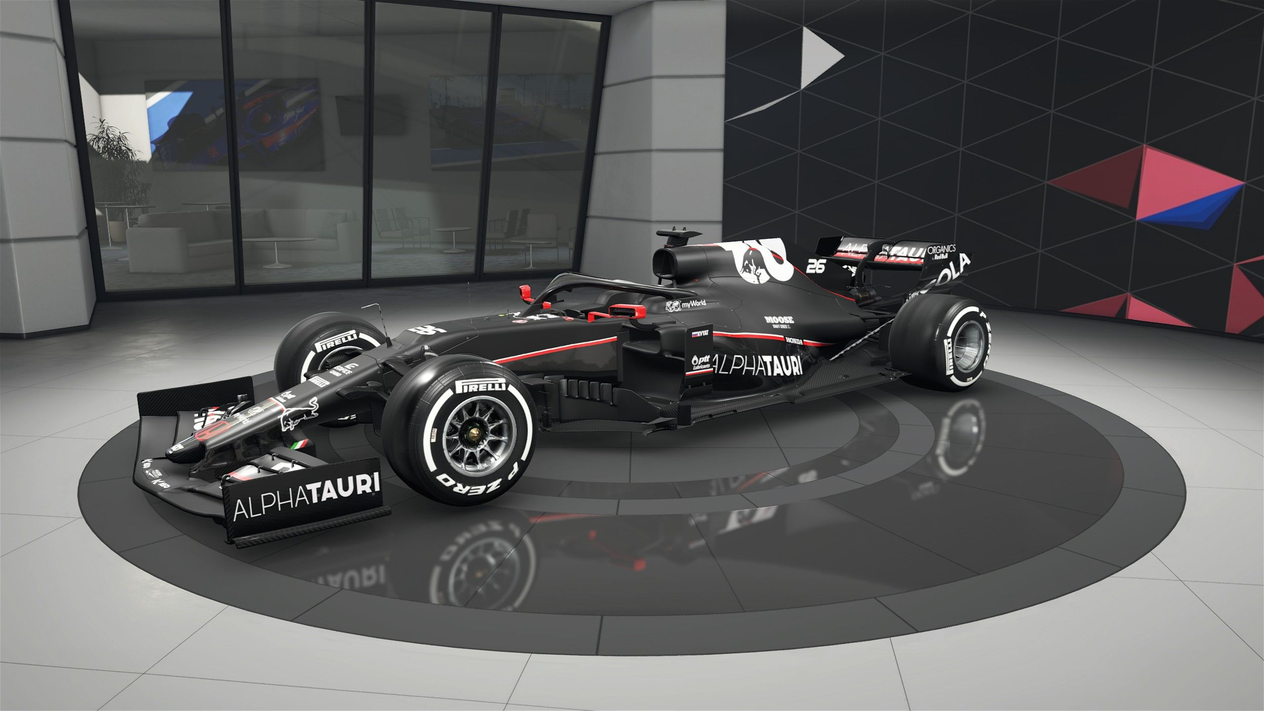 Alpha Tauri Formel 1