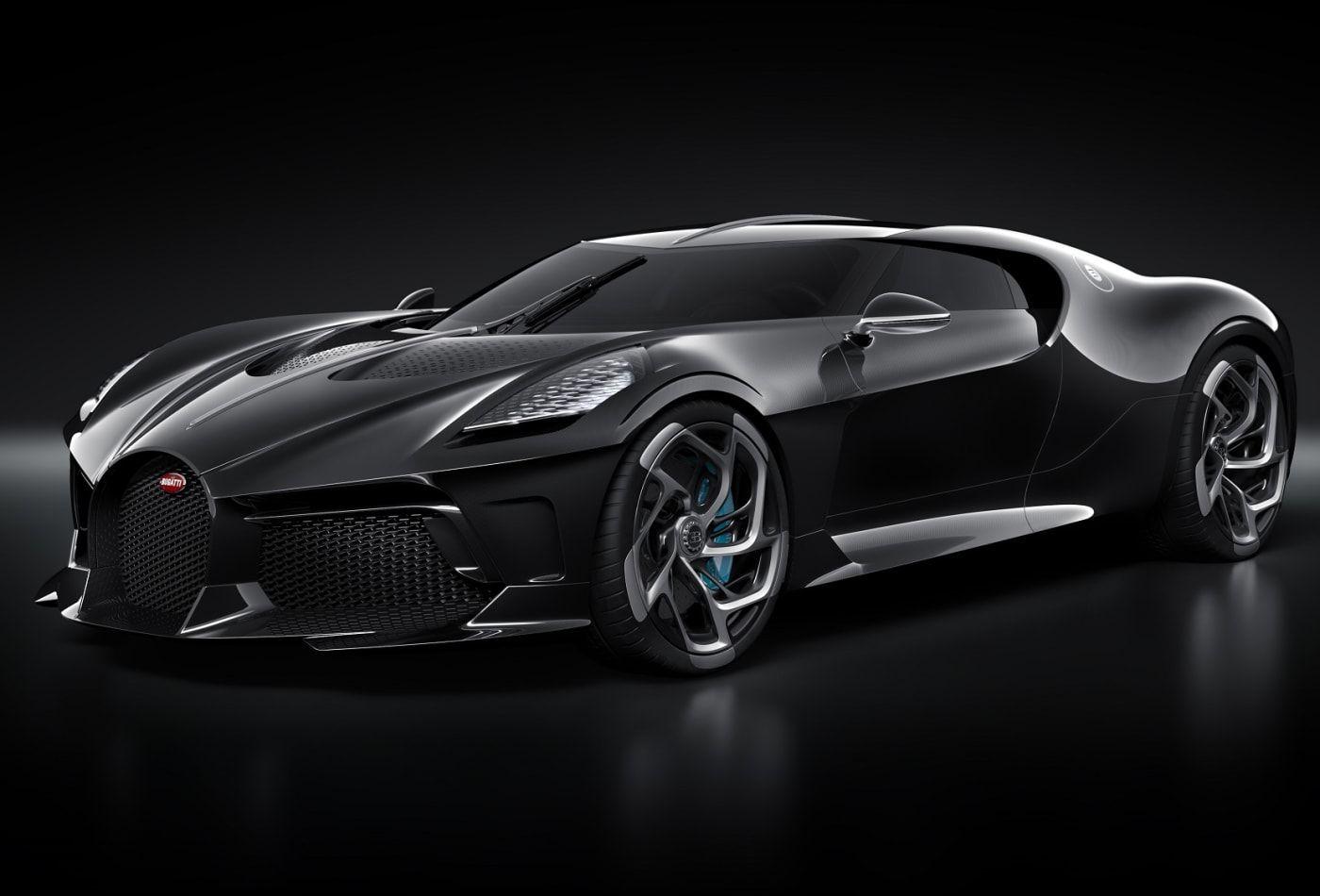 Bugatti Chiron Noire 2020 Wallpapers - Wallpaper Cave