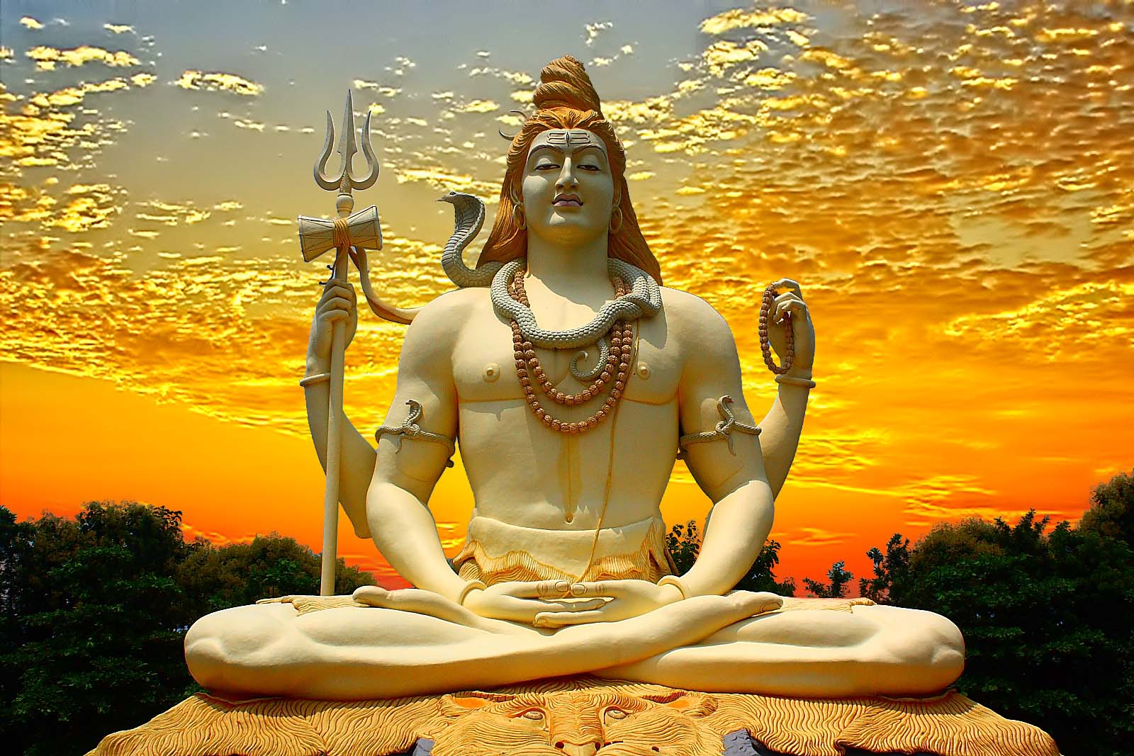 Desktop Lord Shiva Wallpapers Wallpaper Cave
