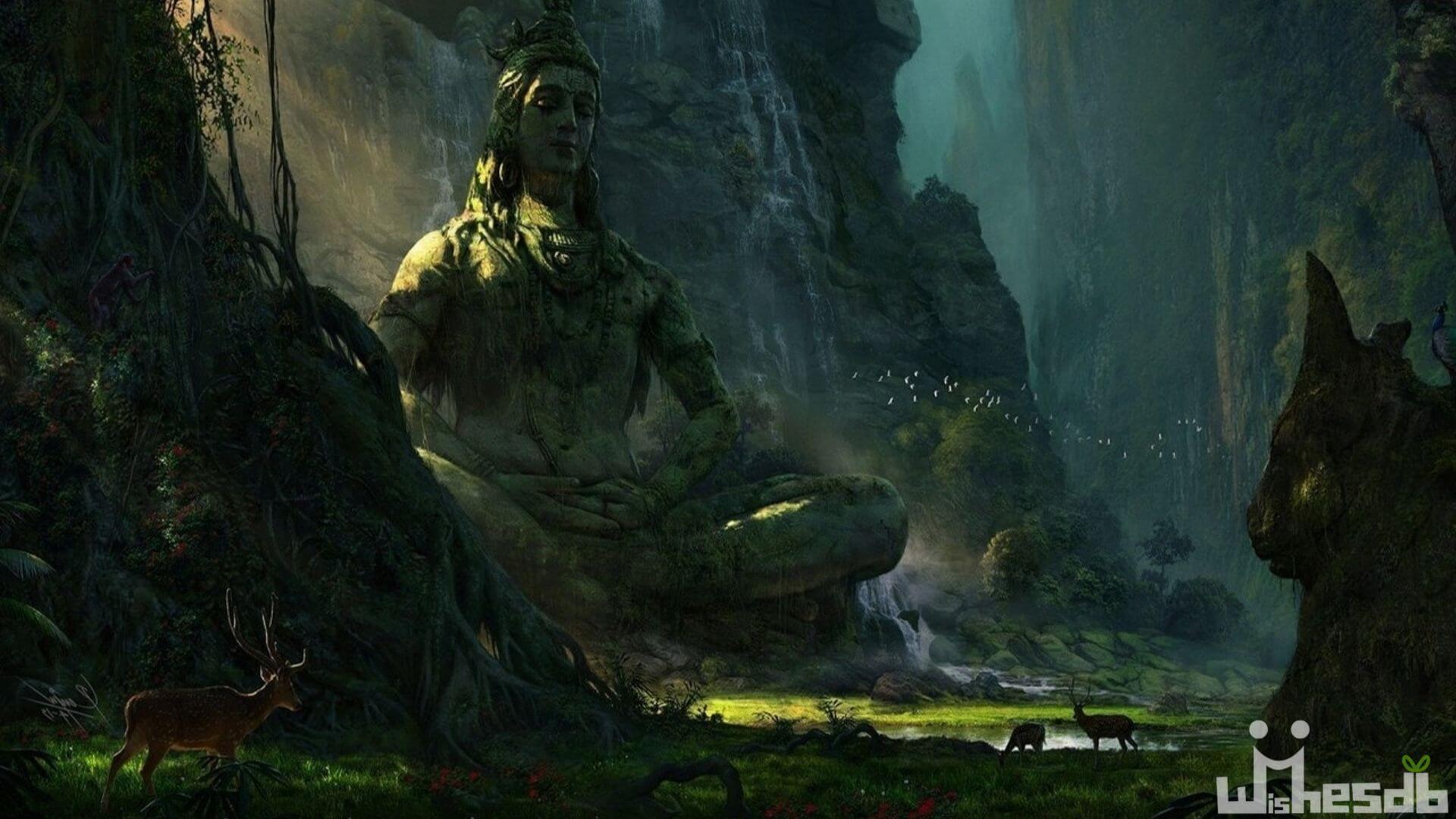 Desktop Lord Shiva Wallpapers Wallpaper Cave