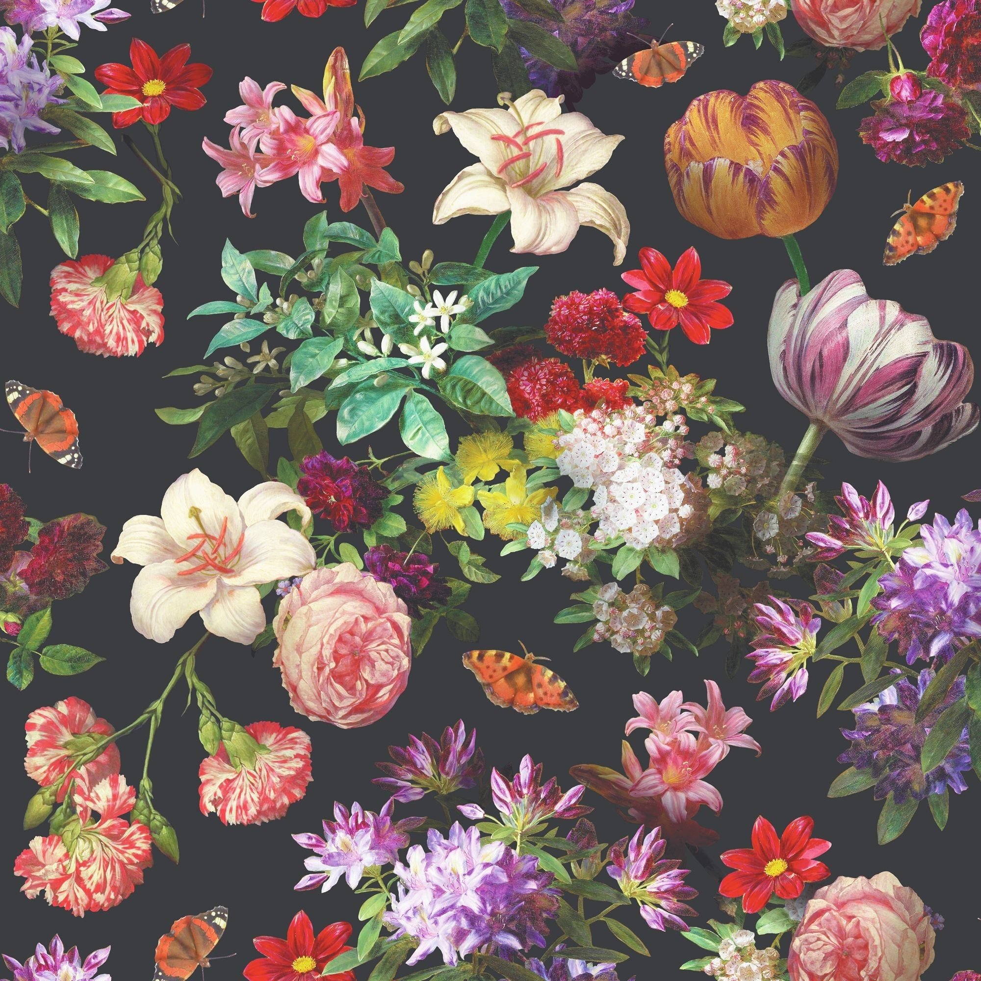 Aesthetic Vintage Plant Wallpapers Wallpaper Cave