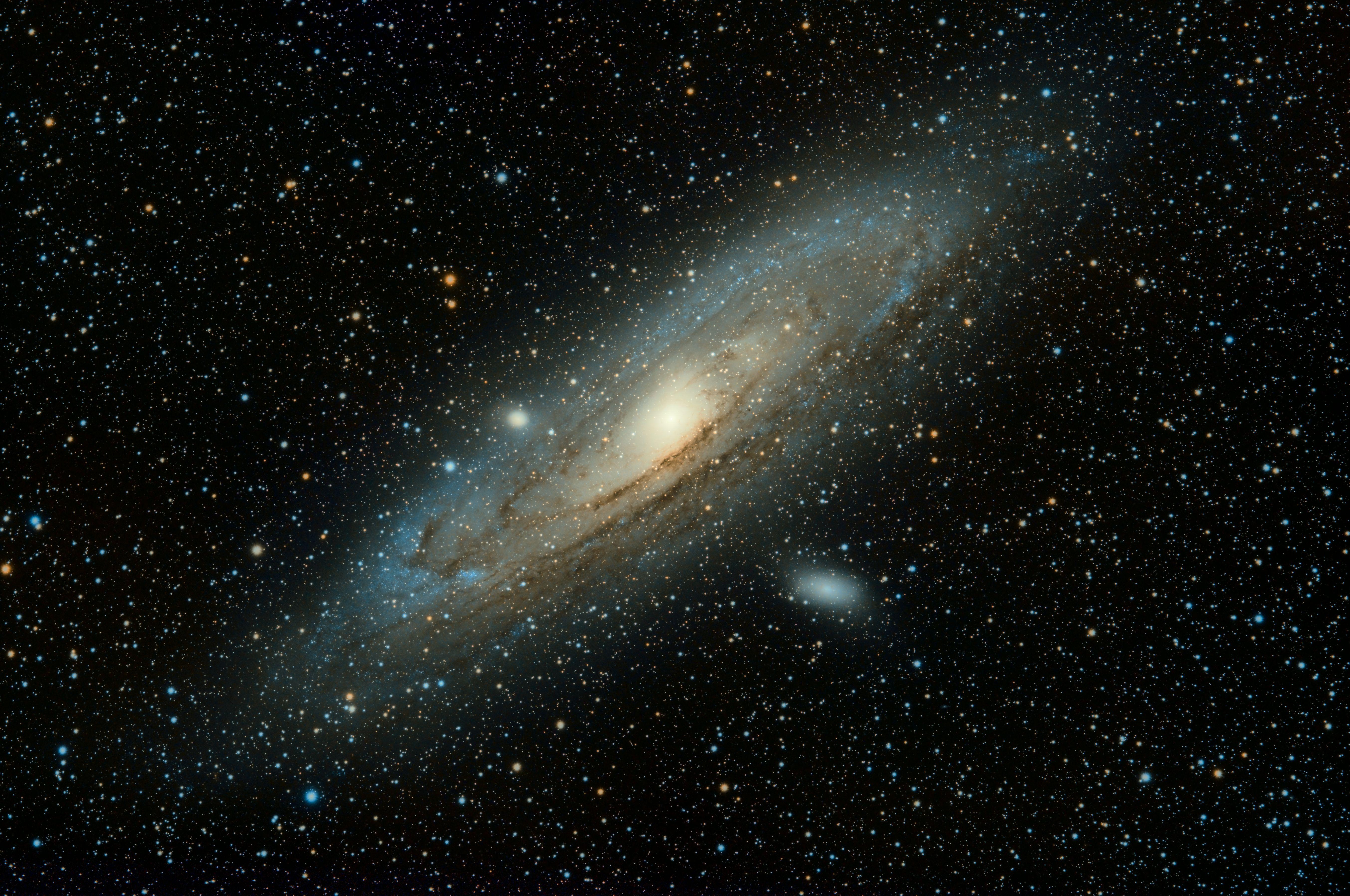 Andromeda Galaxy Hd Wallpapers Wallpaper Cave