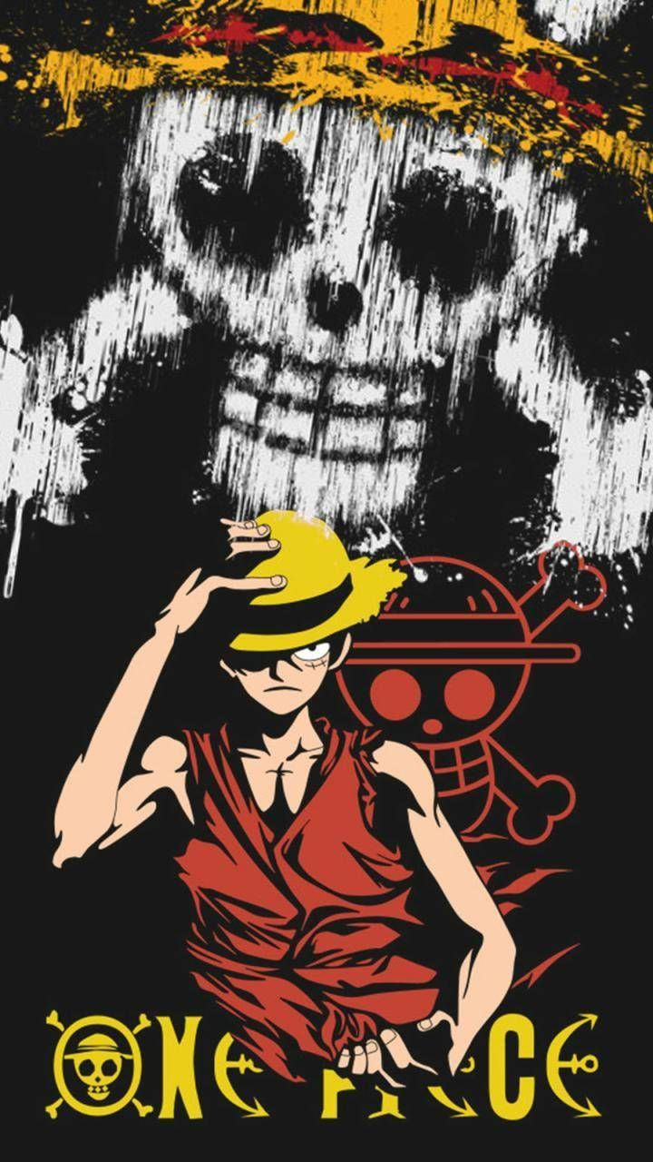 Wallpaper Android One Piece Luffy
