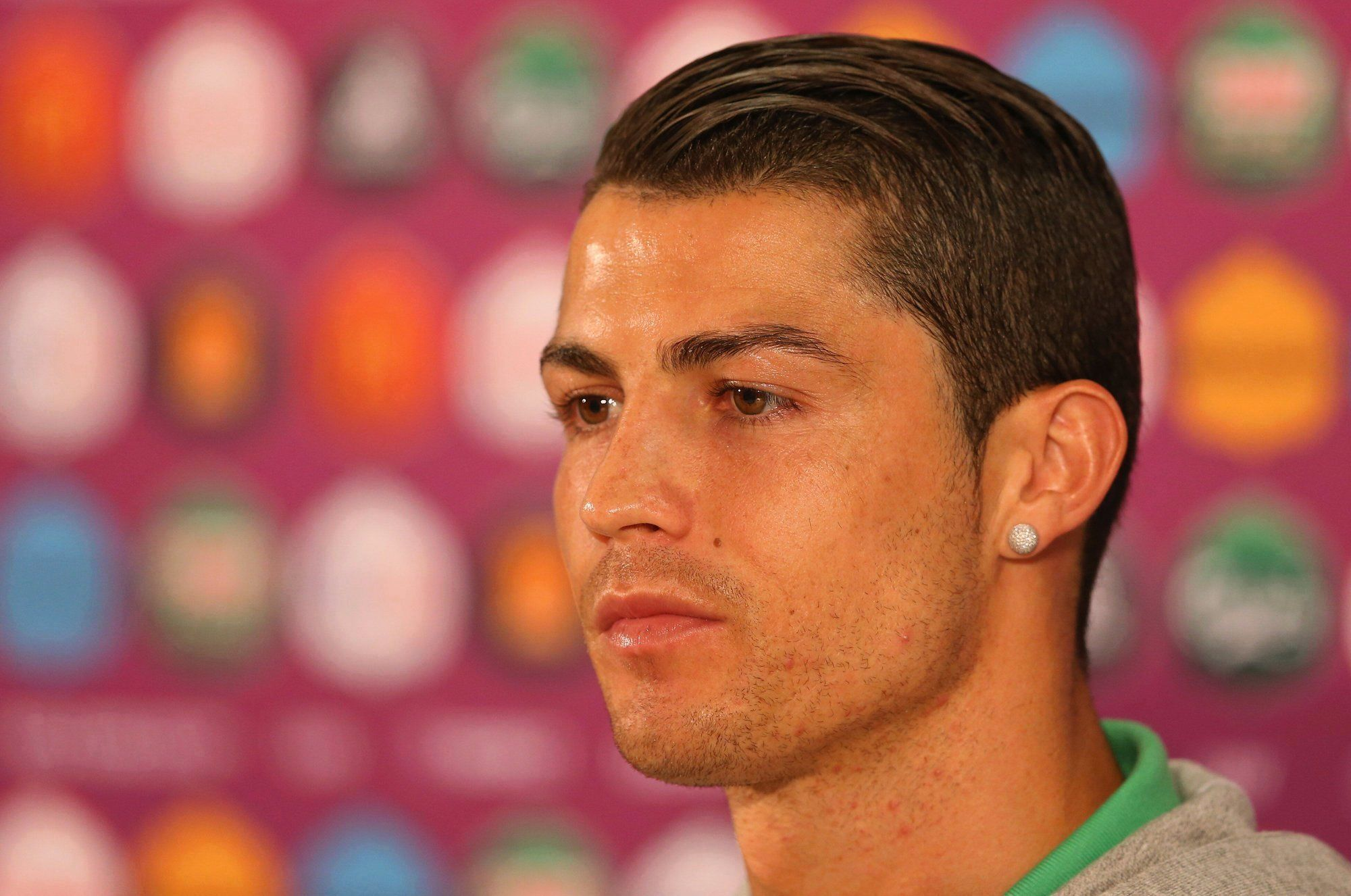 Cr7 Hairstyle Wallpapers Wallpaper Cave