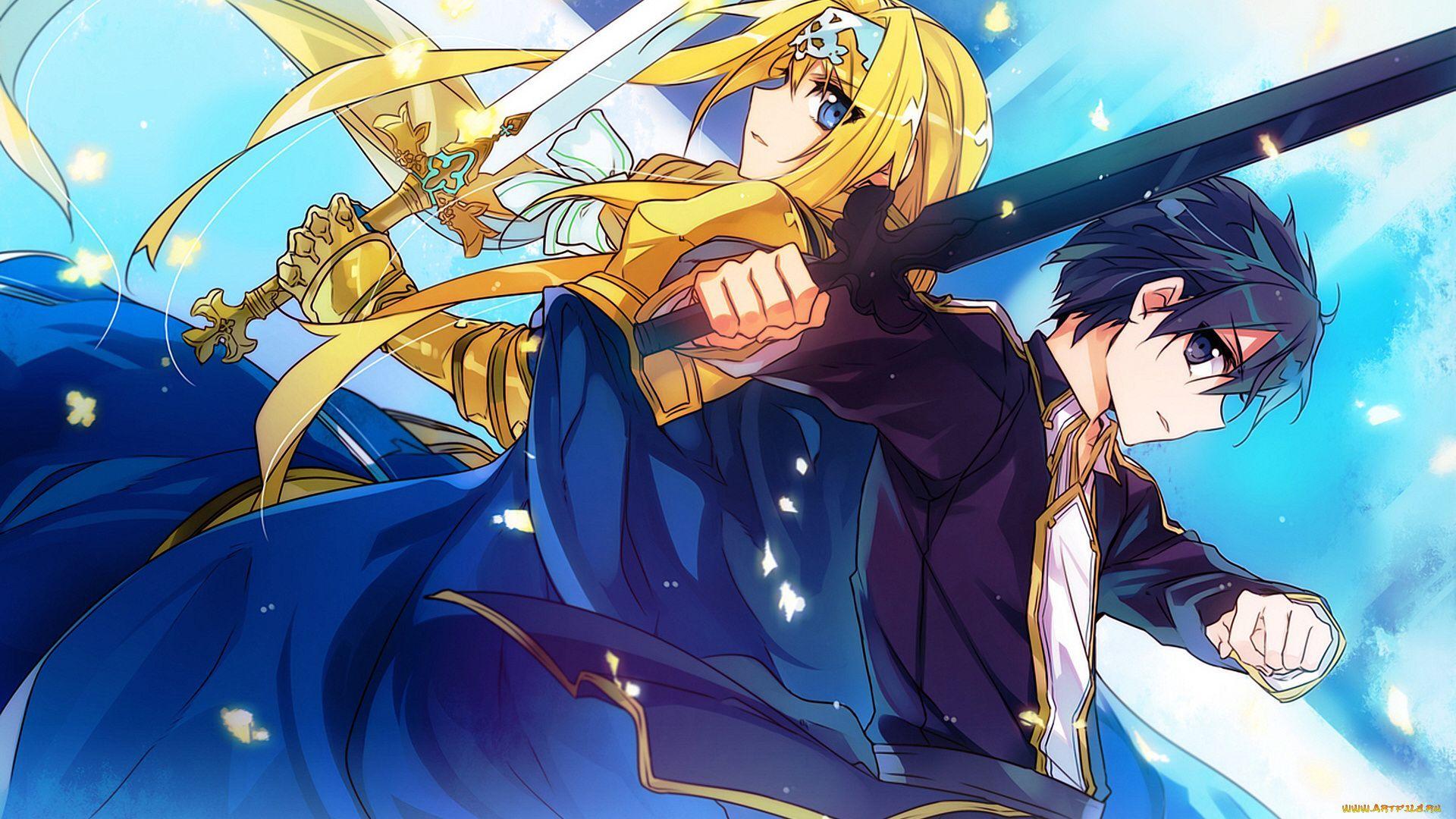 Alice Sword Art Online: Alicization SAO Anime Wallpapers ...