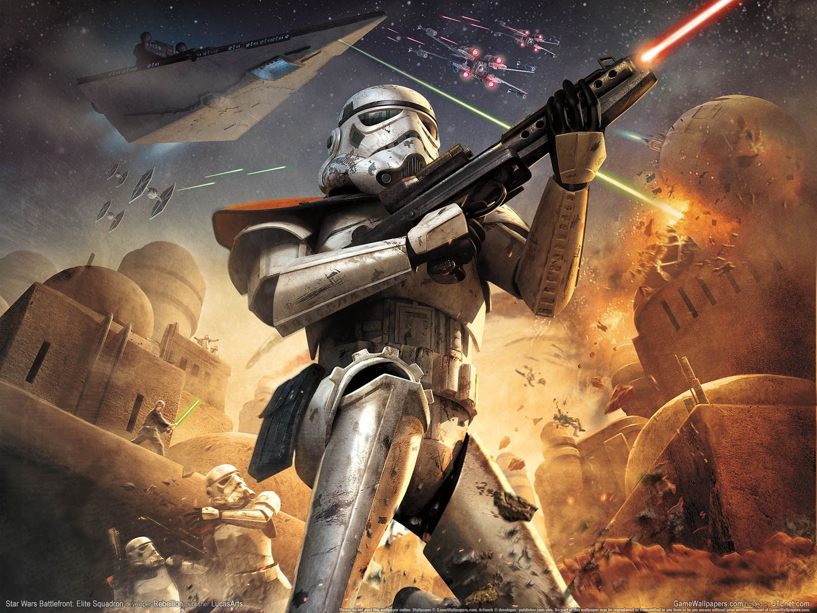 Battlefront Desktop Wallpapers Wallpaper Cave