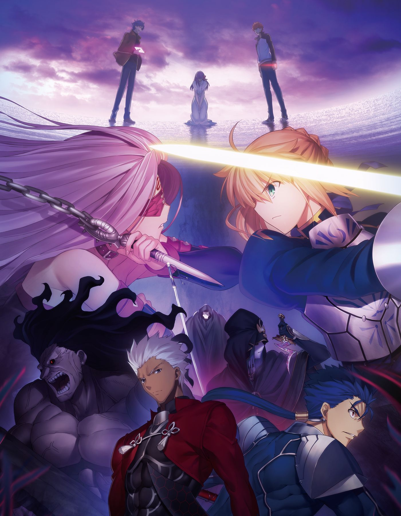 Fate Stay Night Heaven S Feel I Presage Flower Wallpapers