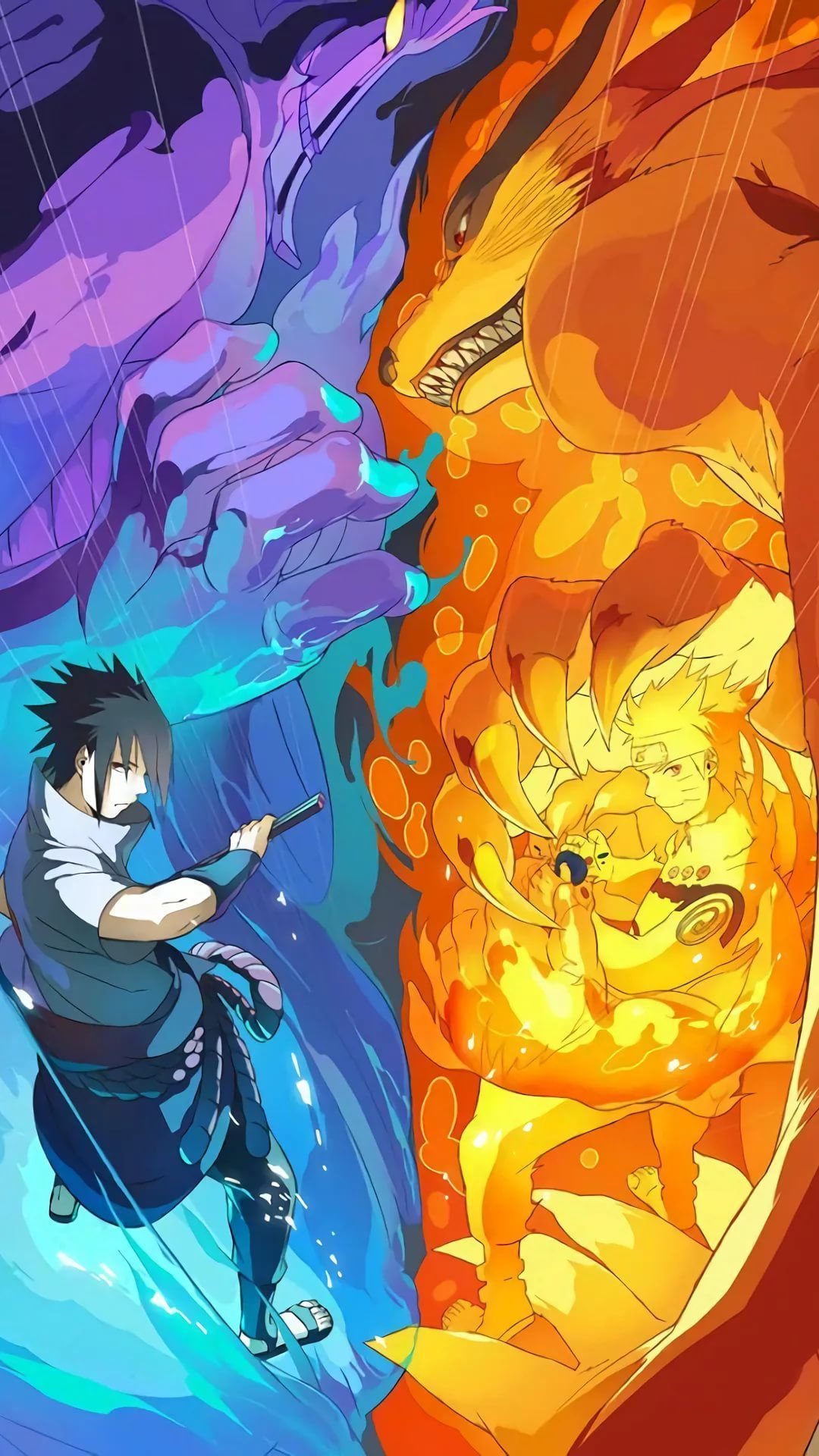 Naruto Iphone 11 Wallpapers Wallpaper Cave