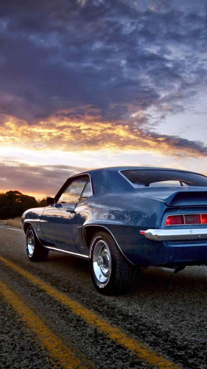 Muscle Cars HD iPhone Wallpapers