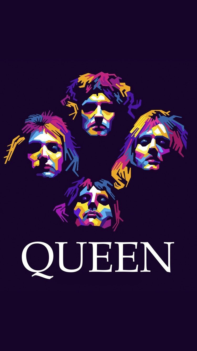 Queen Band Iphone Wallpapers Wallpaper Cave