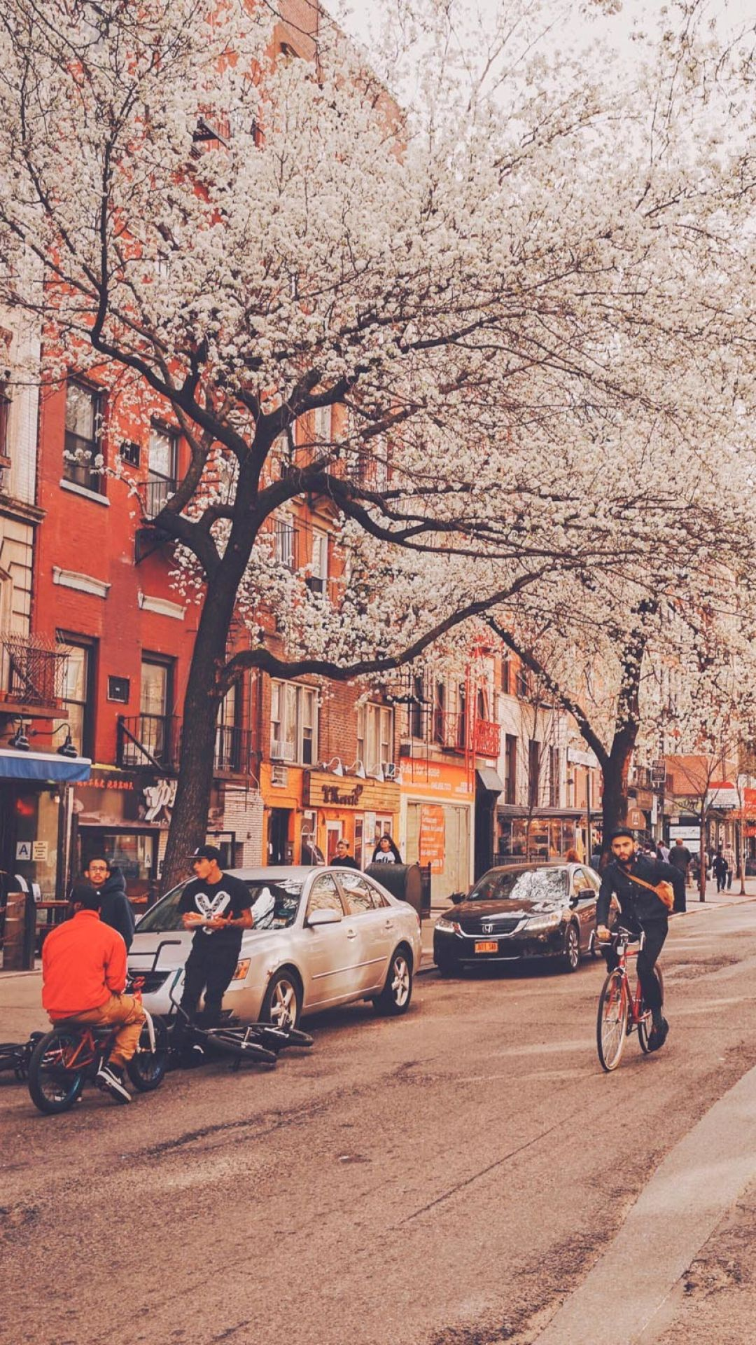 New York Spring Wallpapers Wallpaper Cave