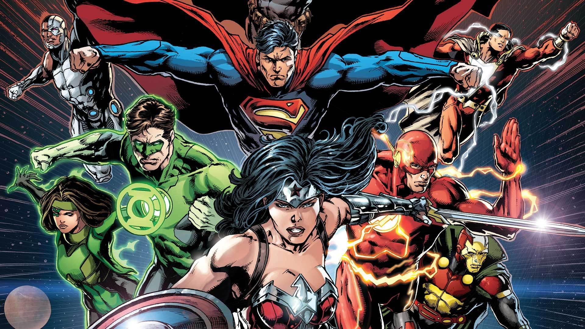 Justice League Villains Wallpapers - Wallpaper Cave