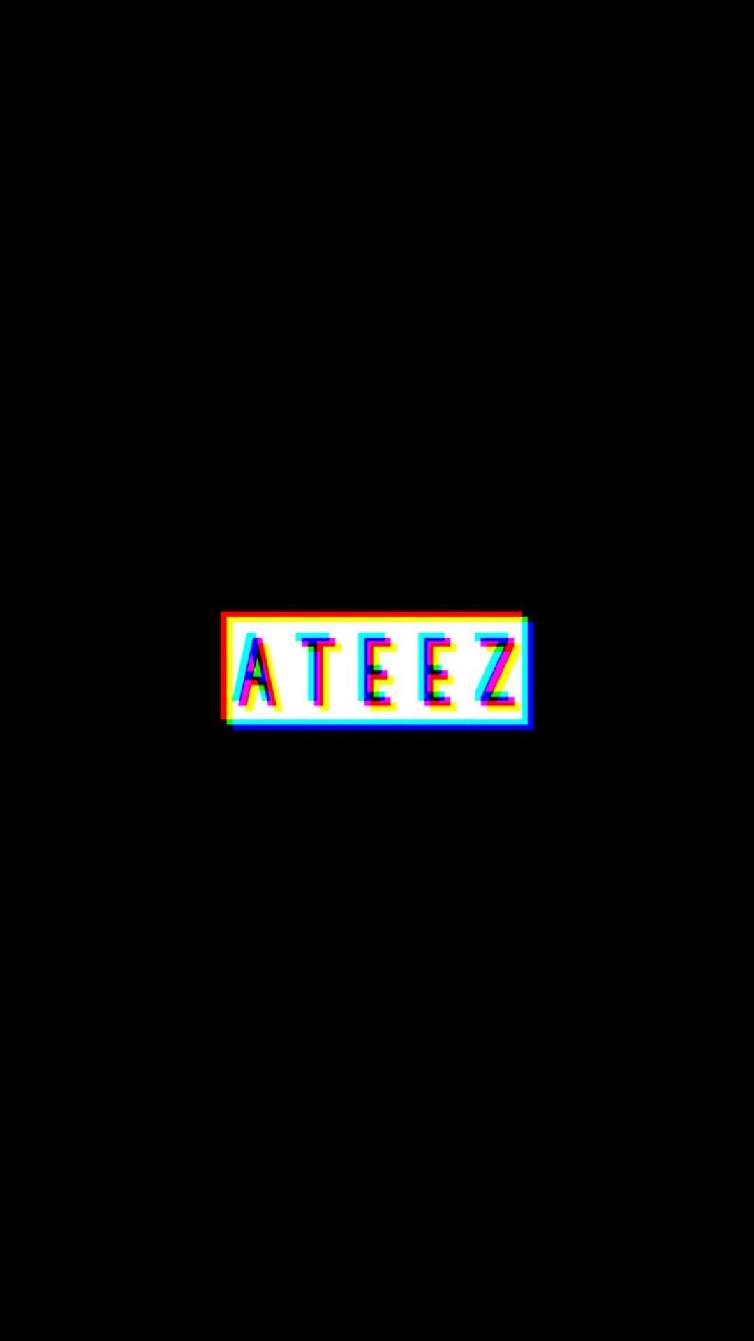 Ateez Logo Wallpapers - Wallpaper Cave