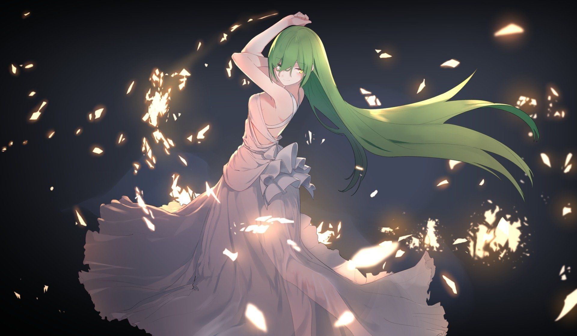 Dancing Couple Anime Wallpapers - Wallpaper Cave