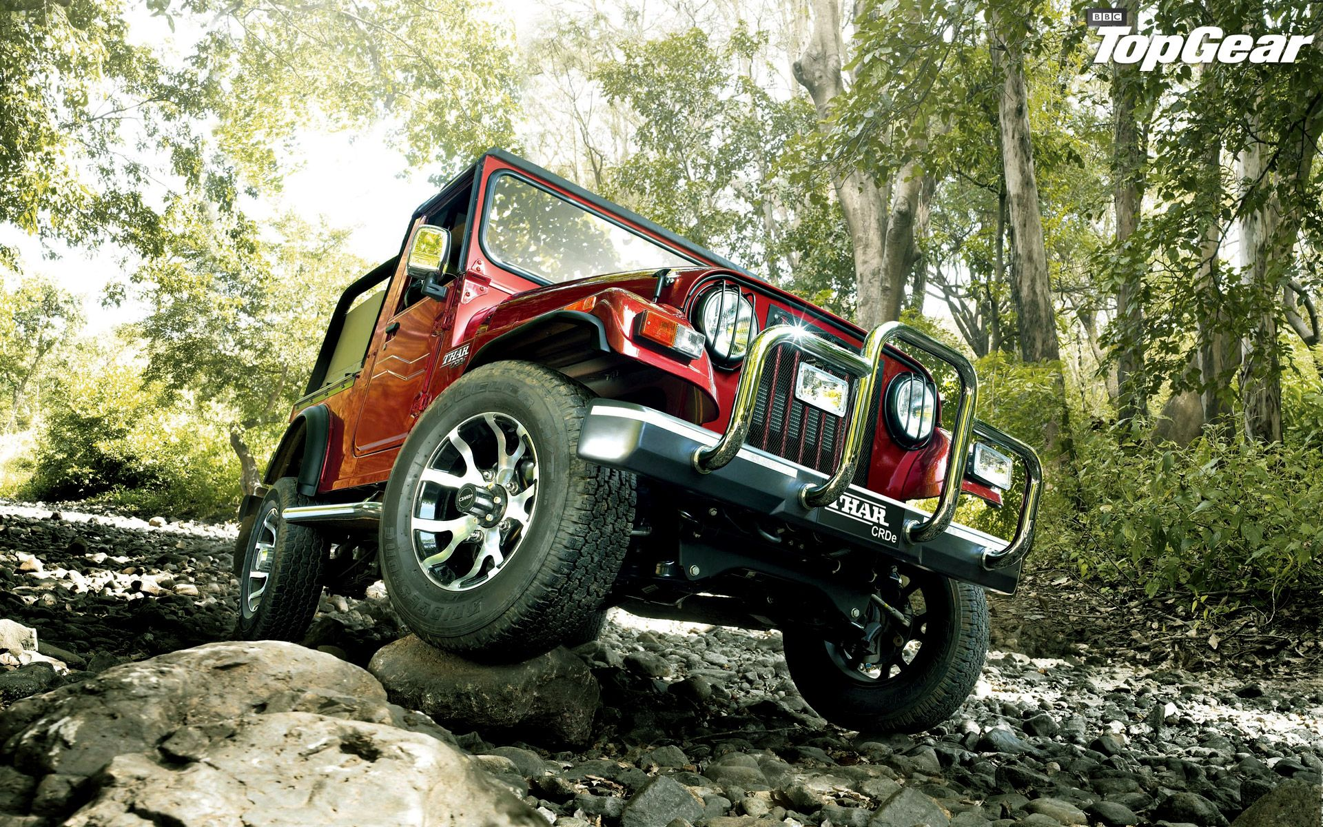 Thar Jeep Wallpapers Wallpaper Cave