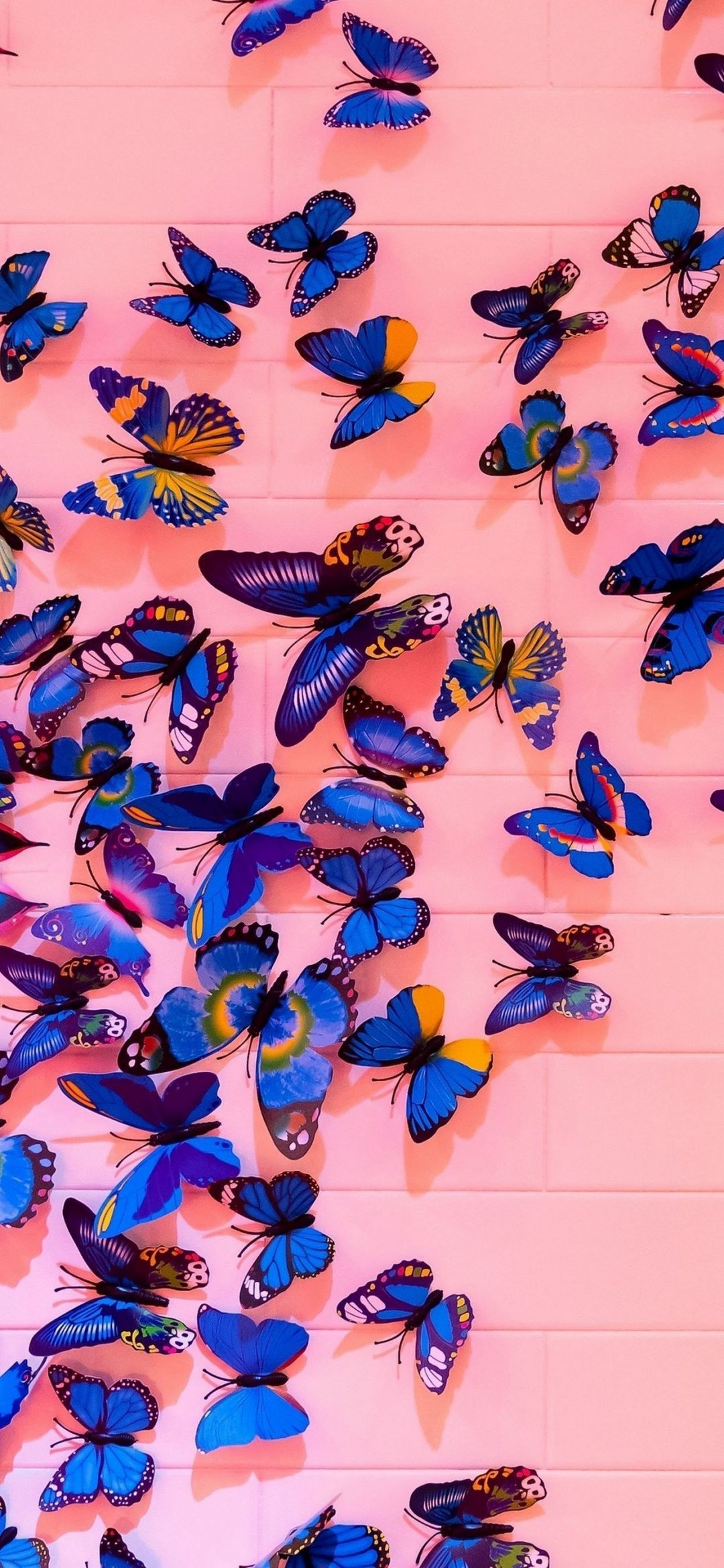 Aesthetic Butterfly Wallpapers Wallpaper Cave