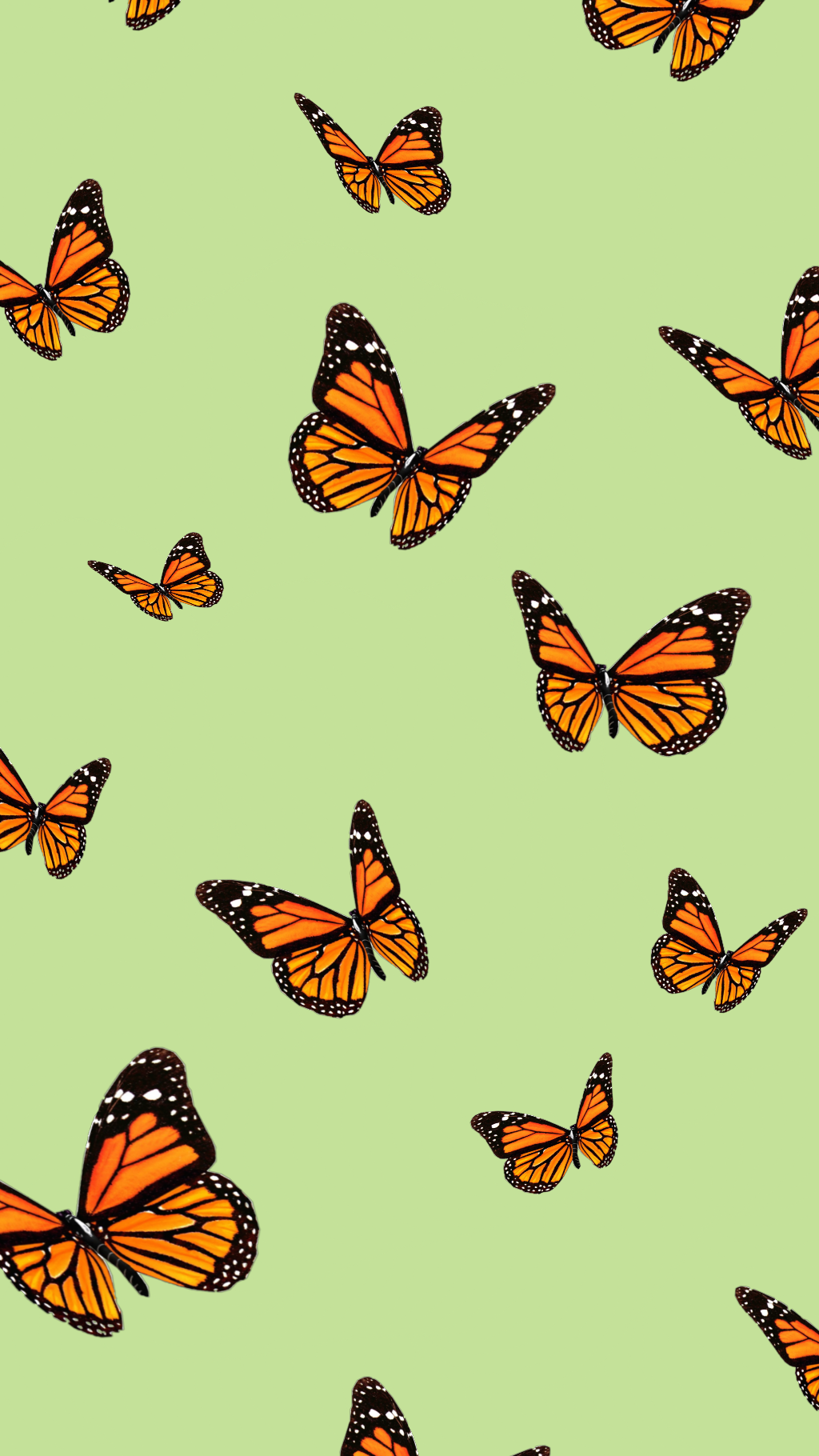 Aesthetic Butterfly Wallpapers - Wallpaper Cave