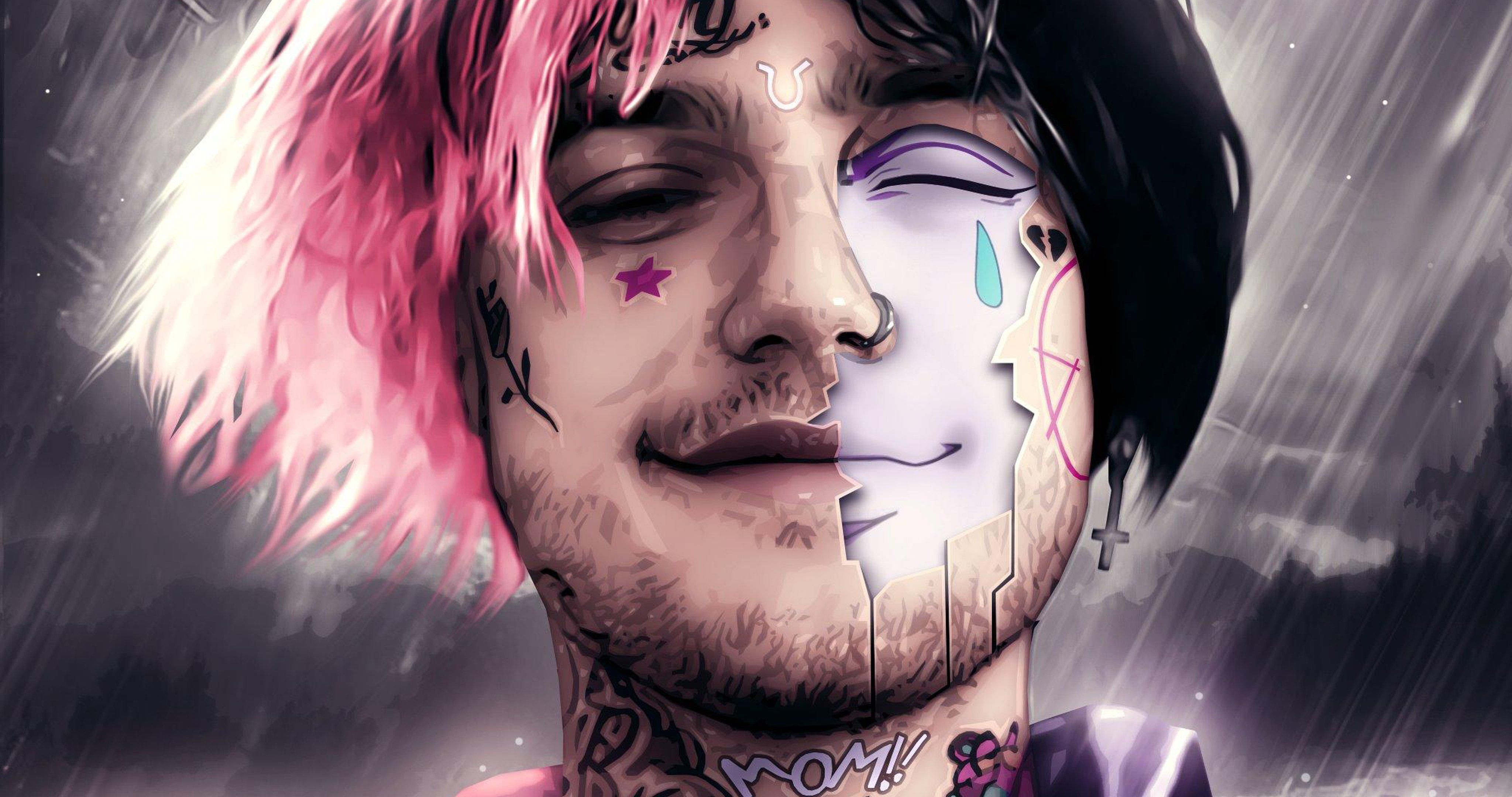 Lil Peep Wallpapers Hd PC