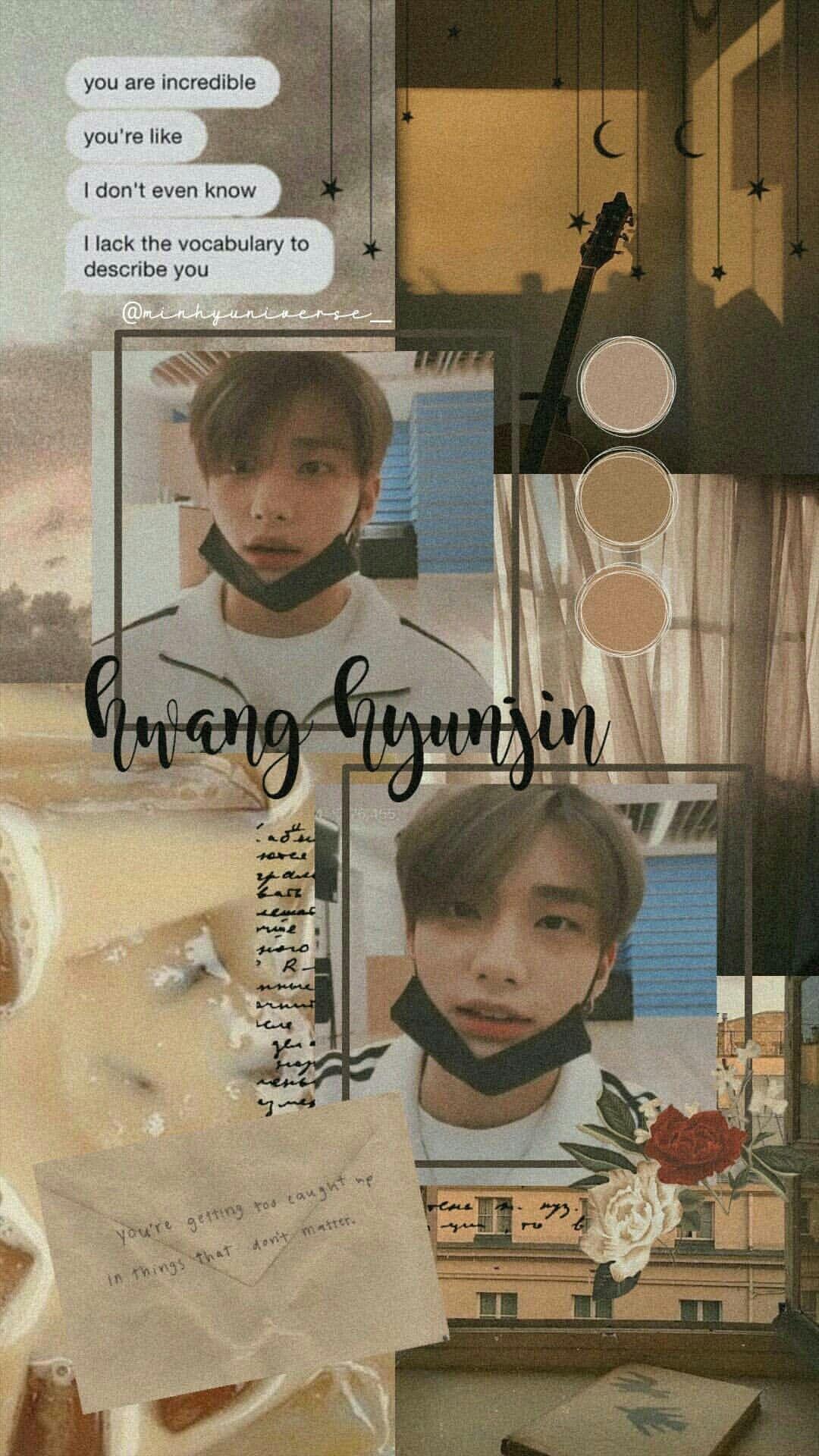 Hyunjin Aesthetic Wallpapers Wallpaper Cave